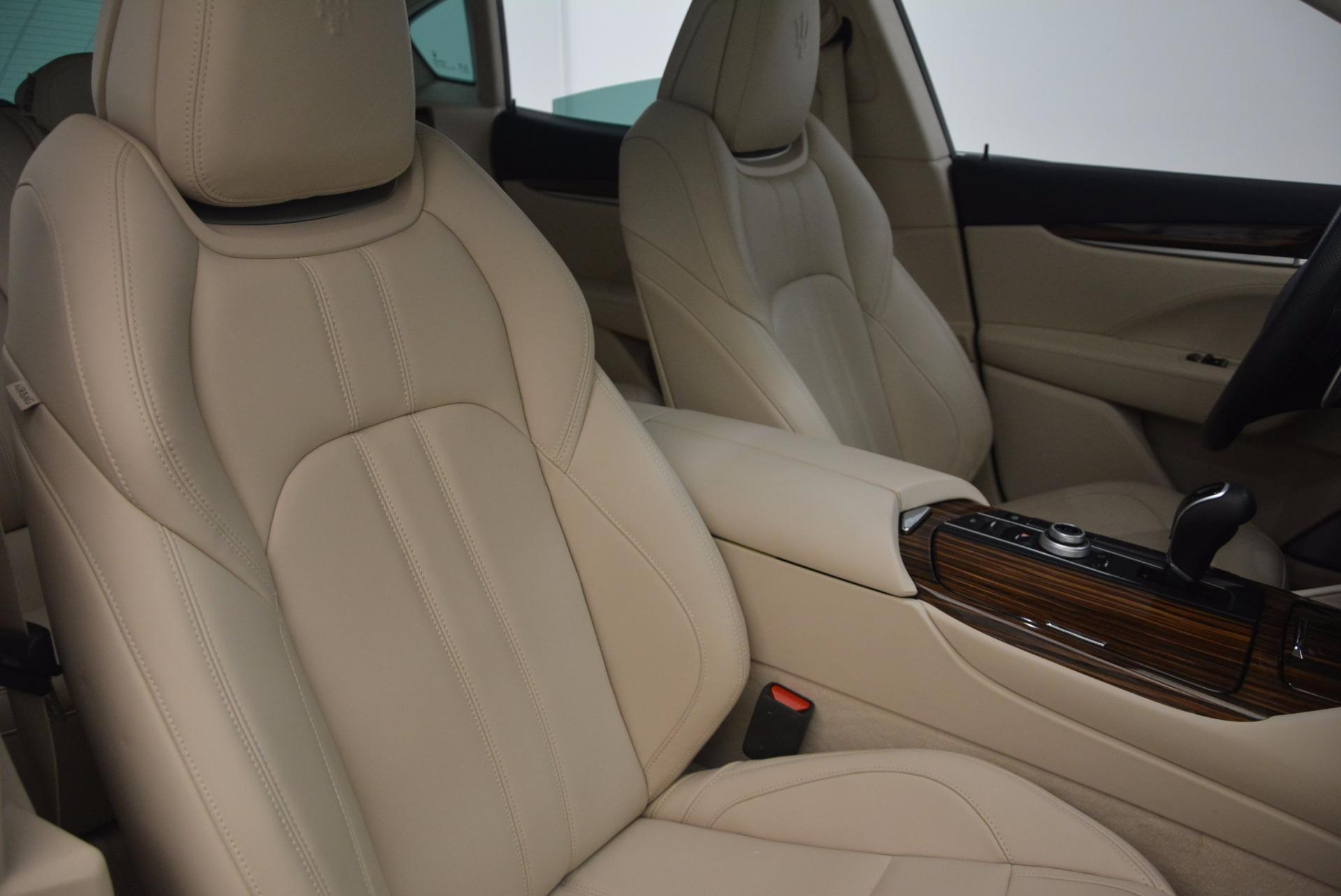 Used 2017 Maserati Levante S For Sale In Greenwich, CT. Alfa Romeo of Greenwich, 7255 1463_p21