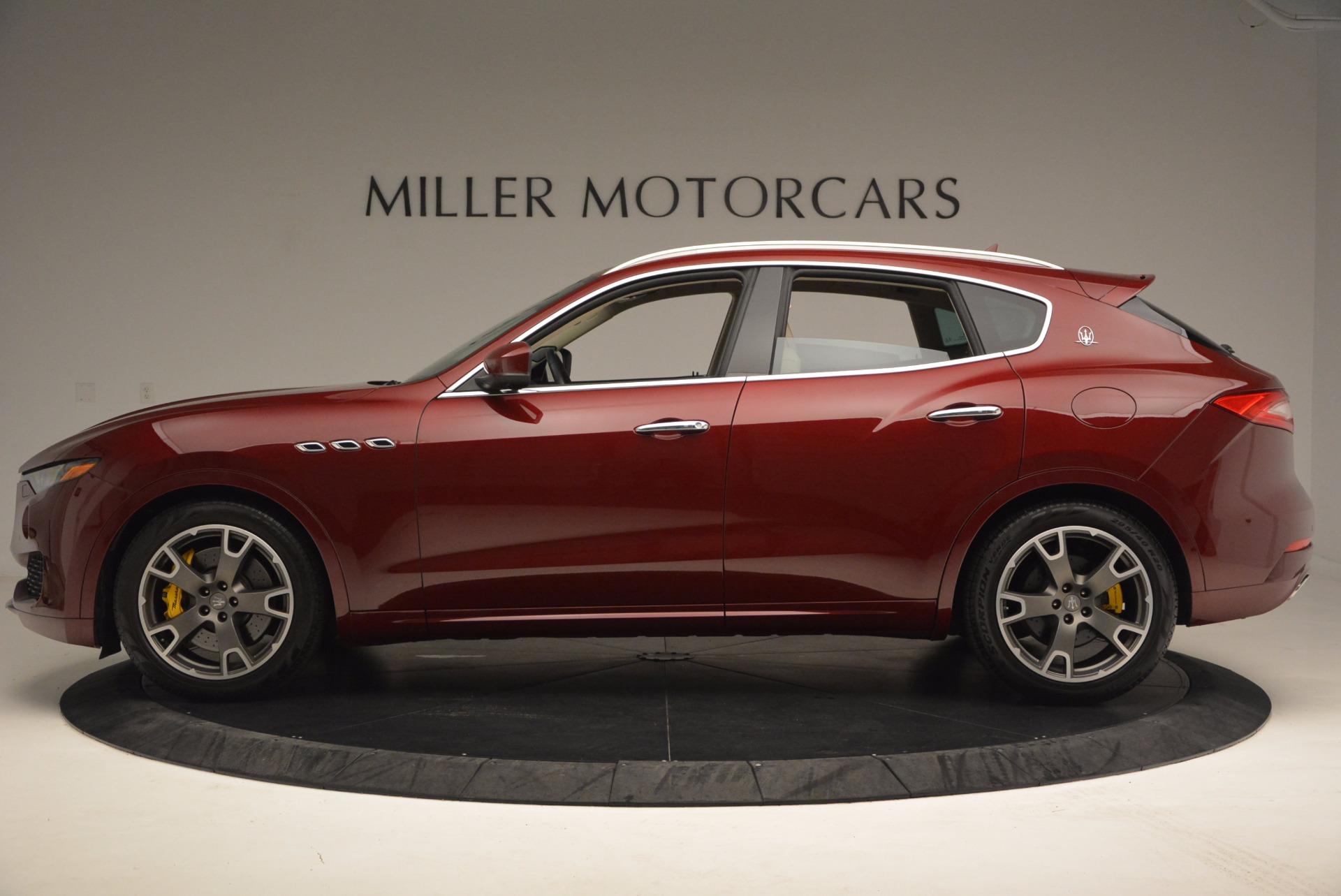 Used 2017 Maserati Levante S For Sale In Greenwich, CT. Alfa Romeo of Greenwich, 7255 1463_p3