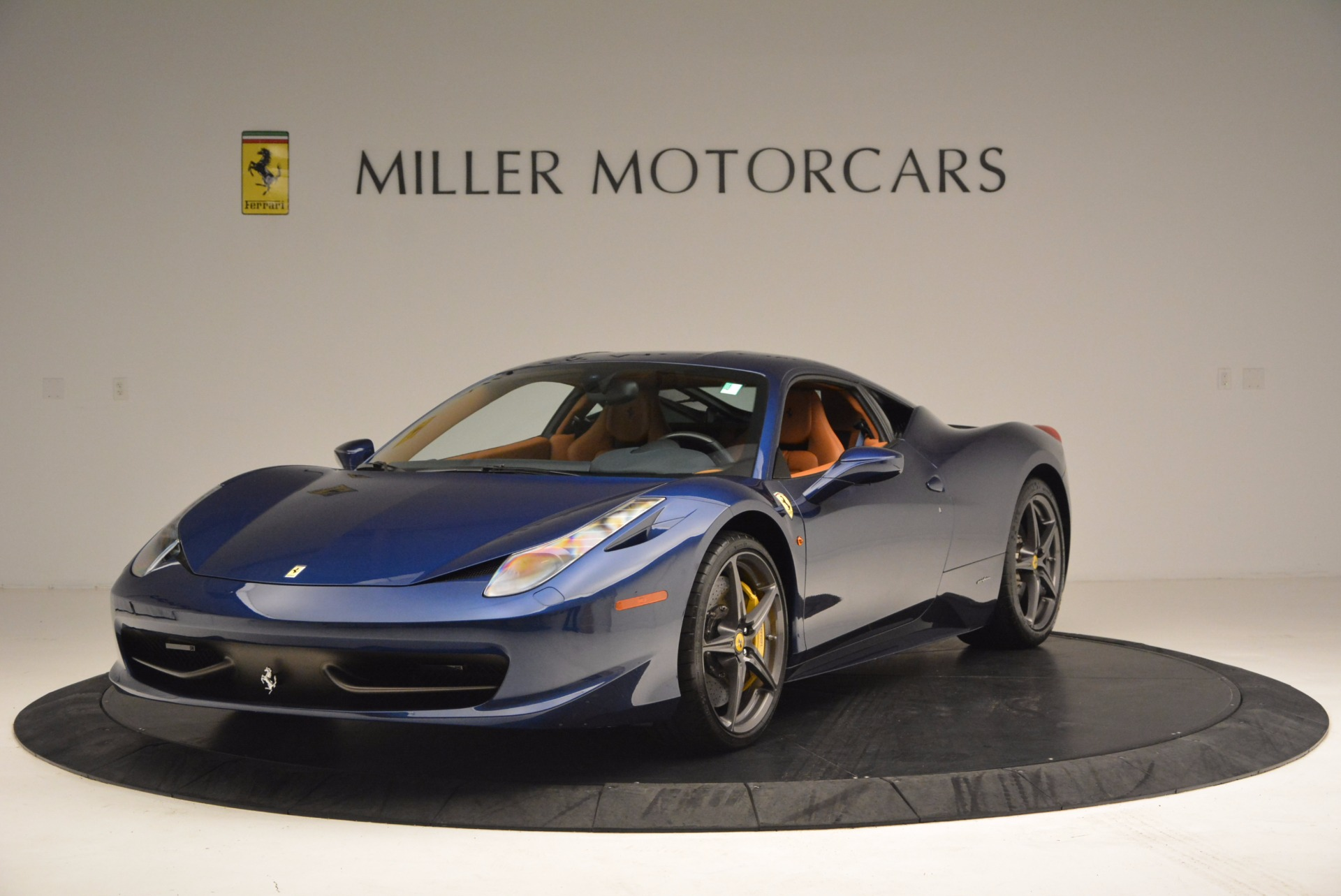 Used 2013 Ferrari 458 Italia  For Sale In Greenwich, CT. Alfa Romeo of Greenwich, F1817A