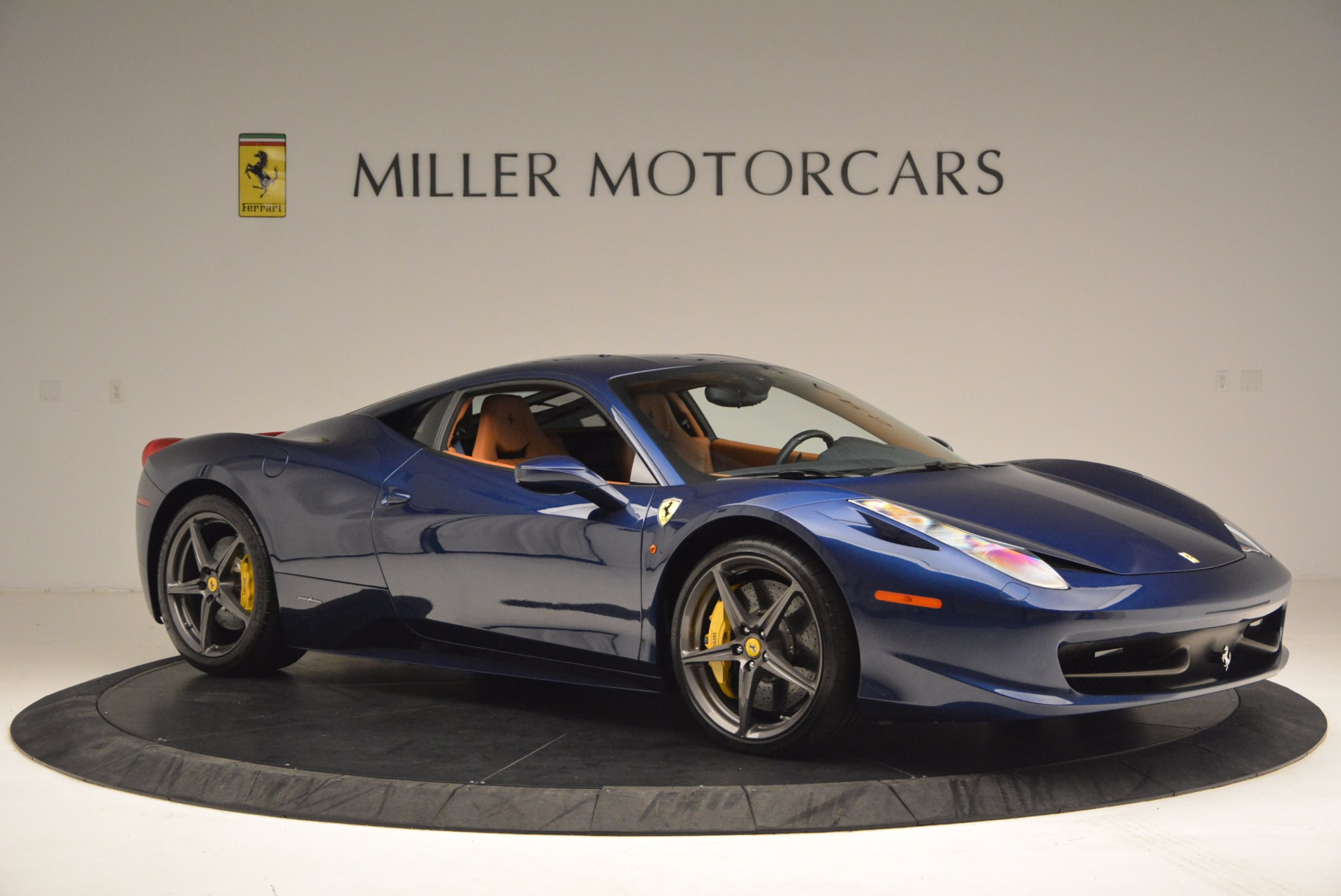 Used 2013 Ferrari 458 Italia  For Sale In Greenwich, CT. Alfa Romeo of Greenwich, F1817A 1465_p10
