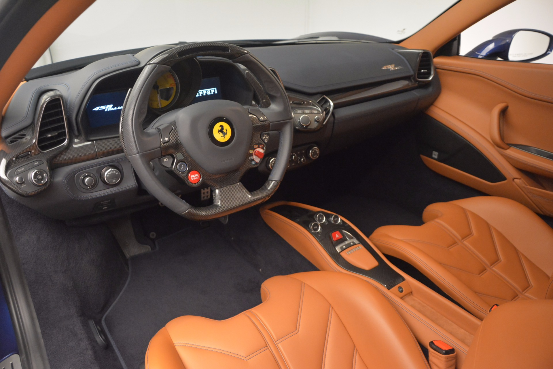 Used 2013 Ferrari 458 Italia  For Sale In Greenwich, CT. Alfa Romeo of Greenwich, F1817A 1465_p13
