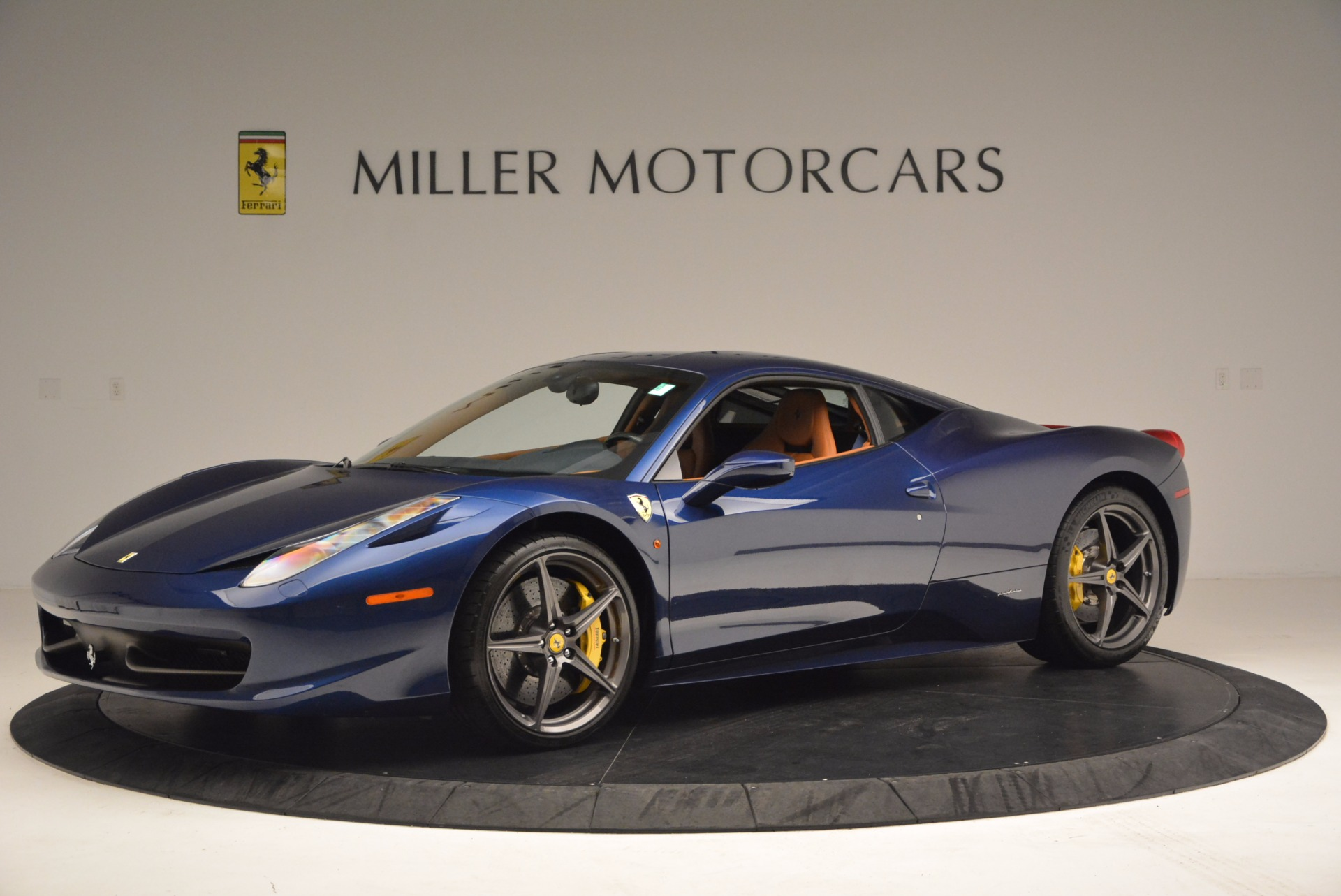 Used 2013 Ferrari 458 Italia  For Sale In Greenwich, CT. Alfa Romeo of Greenwich, F1817A 1465_p2