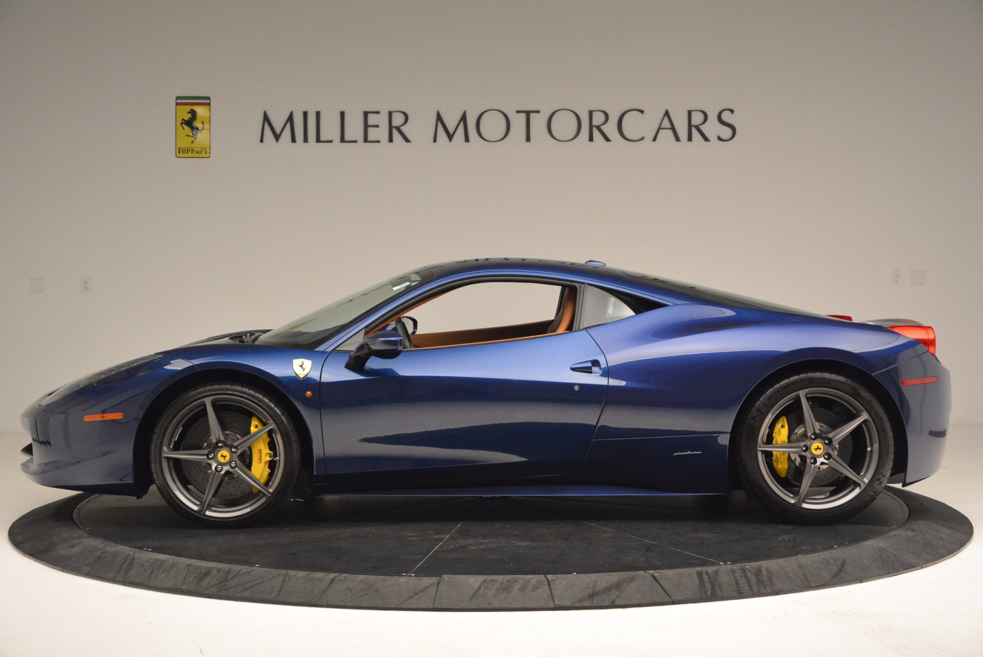 Used 2013 Ferrari 458 Italia  For Sale In Greenwich, CT. Alfa Romeo of Greenwich, F1817A 1465_p3