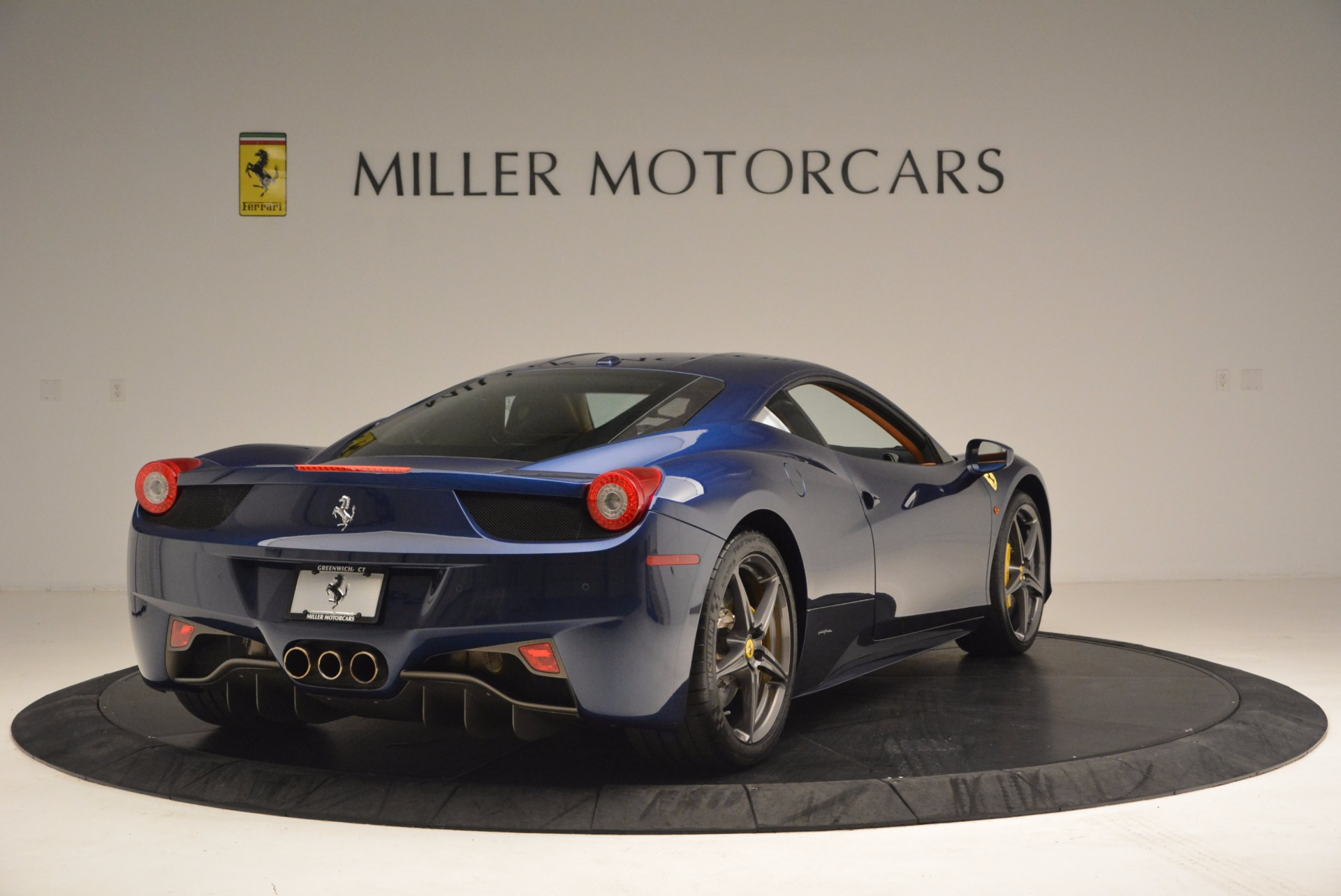 Used 2013 Ferrari 458 Italia  For Sale In Greenwich, CT. Alfa Romeo of Greenwich, F1817A 1465_p7