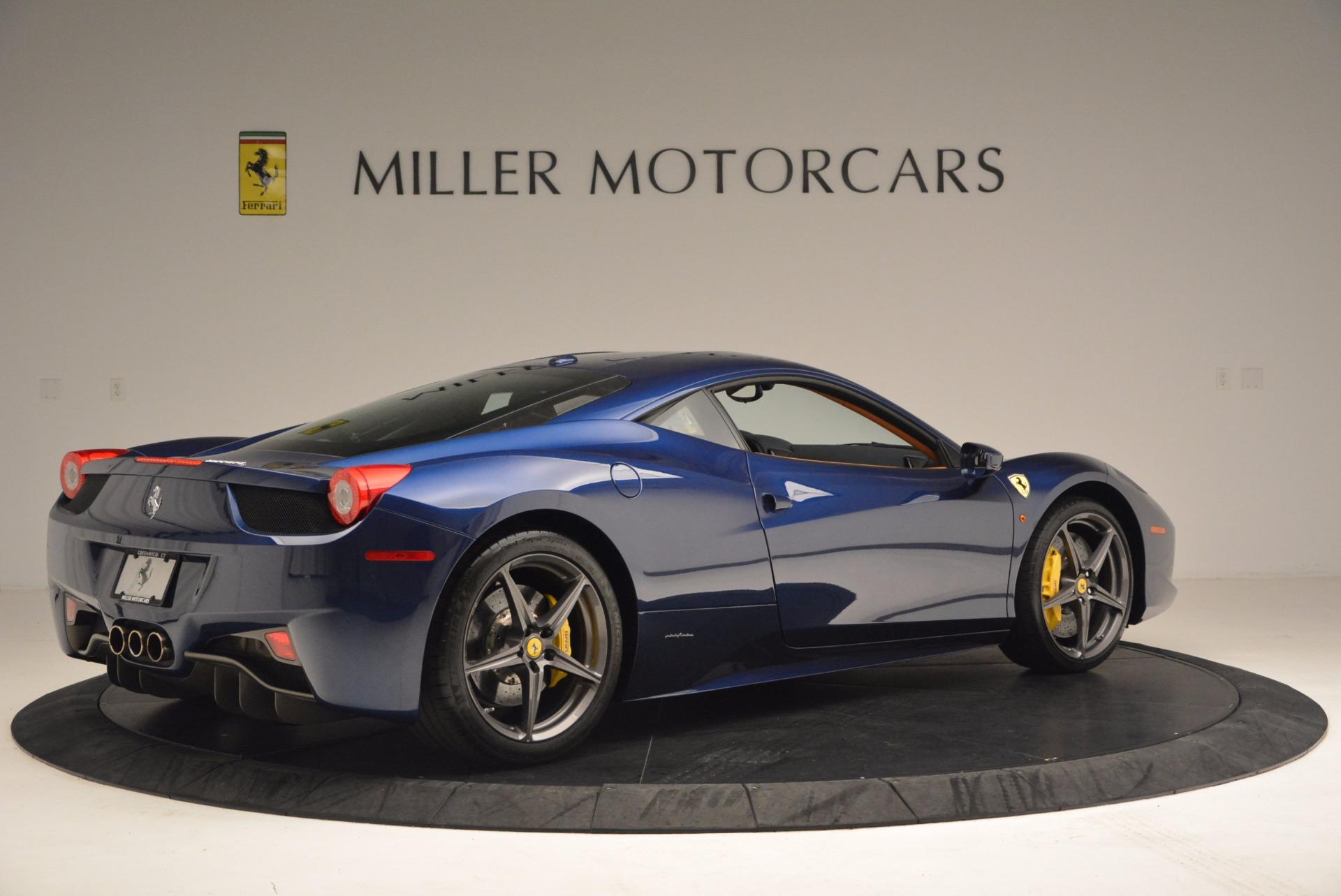 Used 2013 Ferrari 458 Italia  For Sale In Greenwich, CT. Alfa Romeo of Greenwich, F1817A 1465_p8