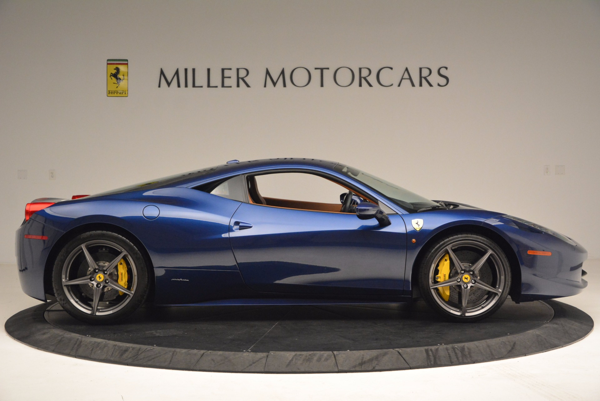 Used 2013 Ferrari 458 Italia  For Sale In Greenwich, CT. Alfa Romeo of Greenwich, F1817A 1465_p9