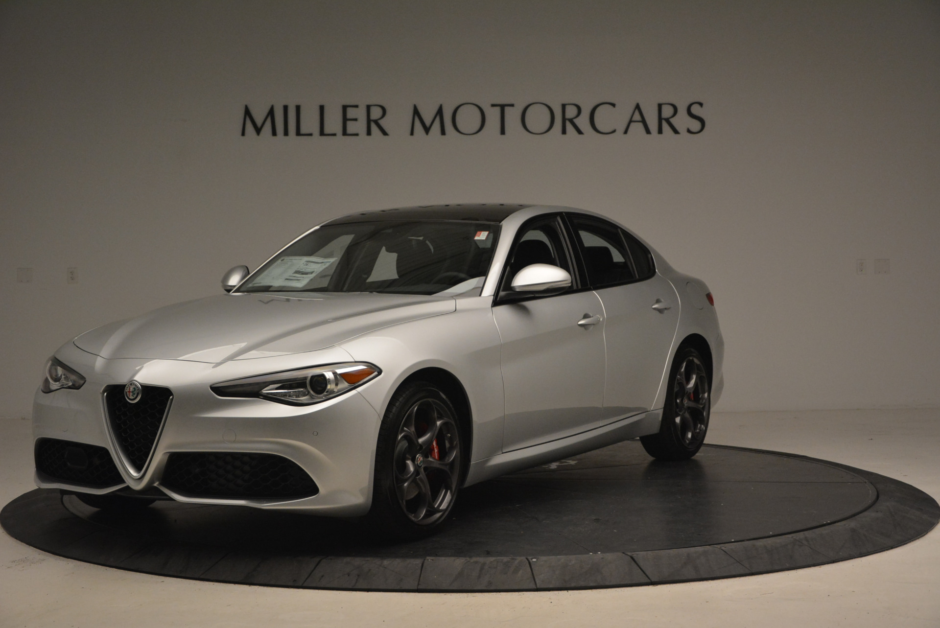 New 2017 Alfa Romeo Giulia Ti Q4 For Sale In Greenwich, CT. Alfa Romeo of Greenwich, L207
