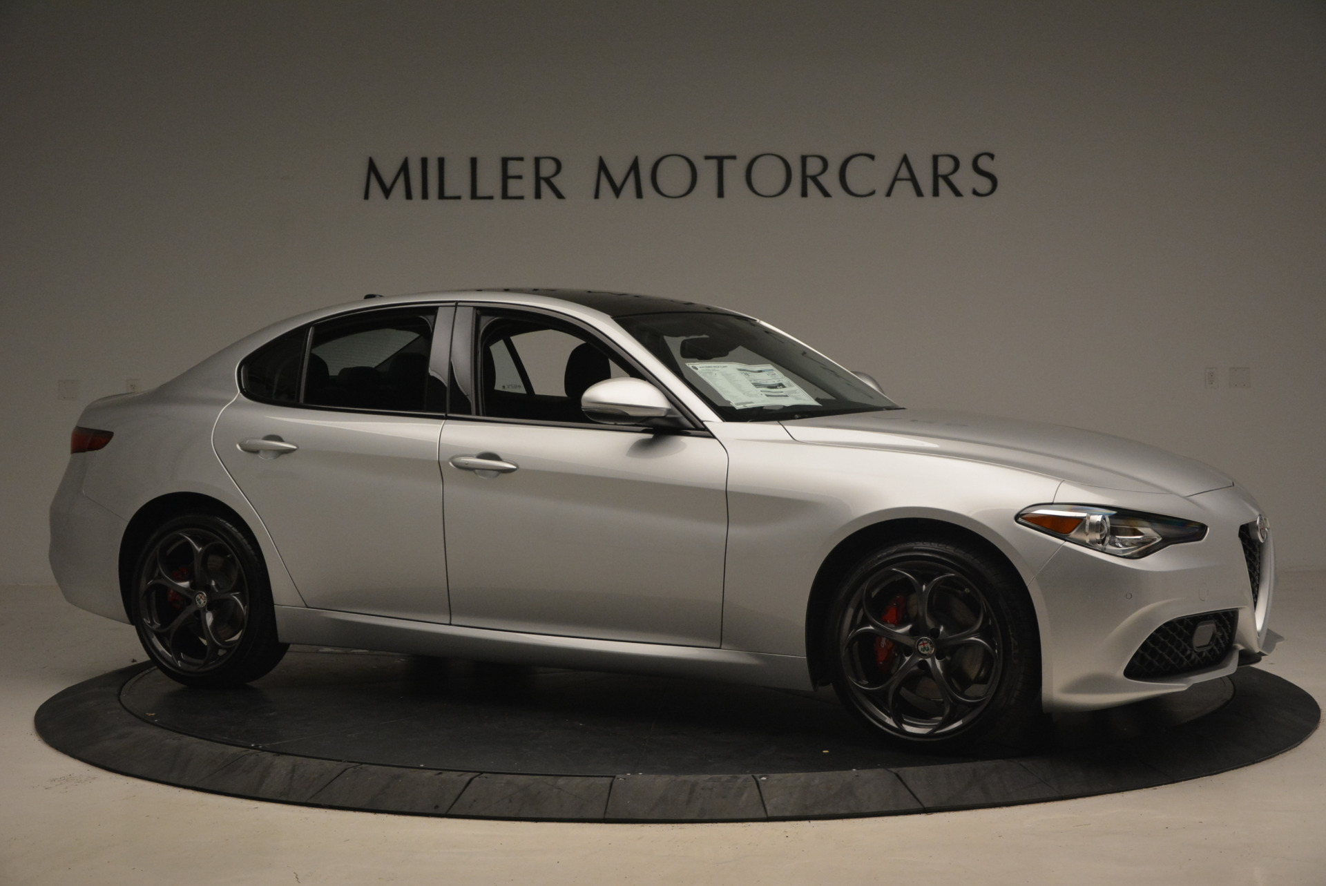 New 2017 Alfa Romeo Giulia Ti Q4 For Sale In Greenwich, CT. Alfa Romeo of Greenwich, L207 1467_p10