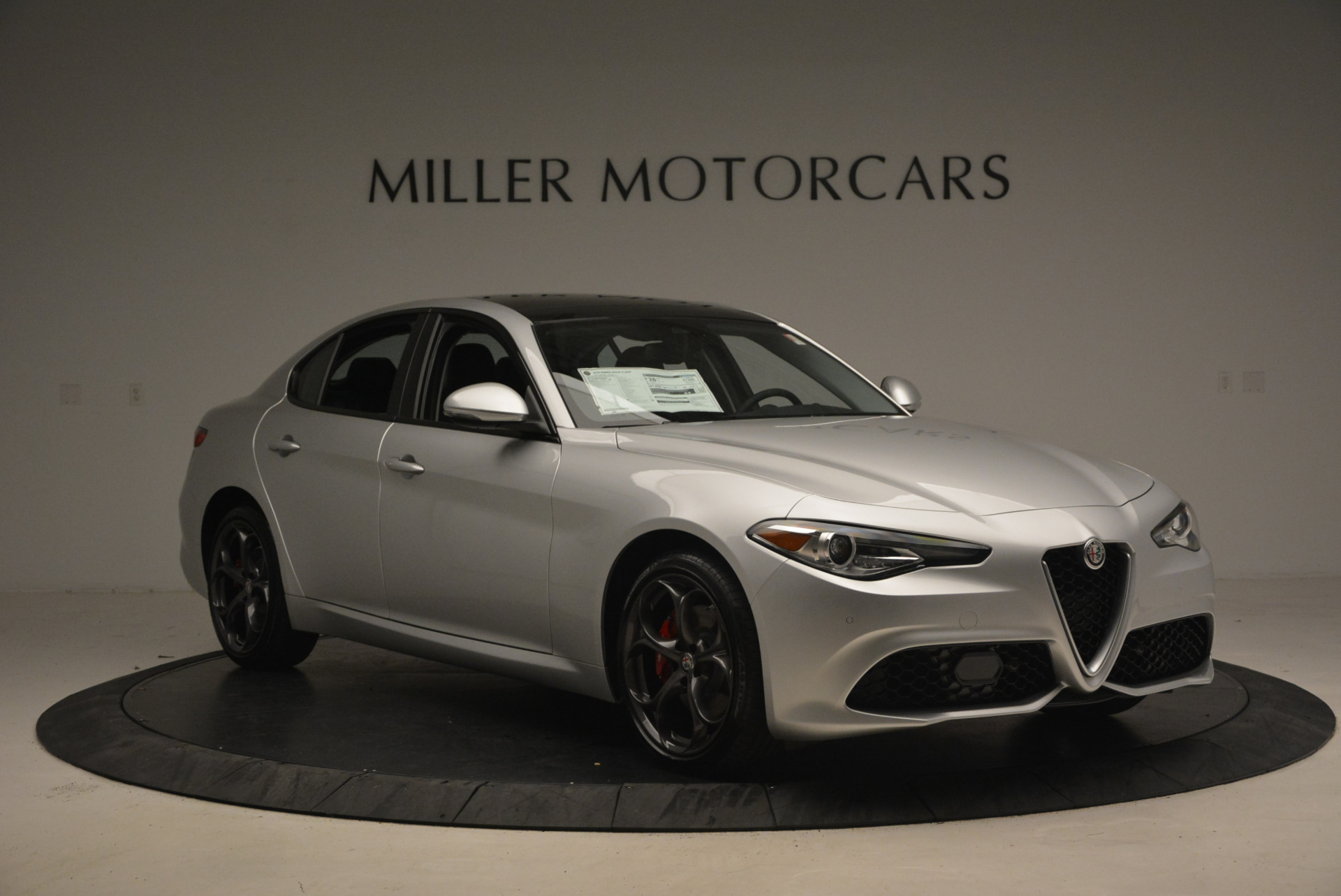 New 2017 Alfa Romeo Giulia Ti Q4 For Sale In Greenwich, CT. Alfa Romeo of Greenwich, L207 1467_p11