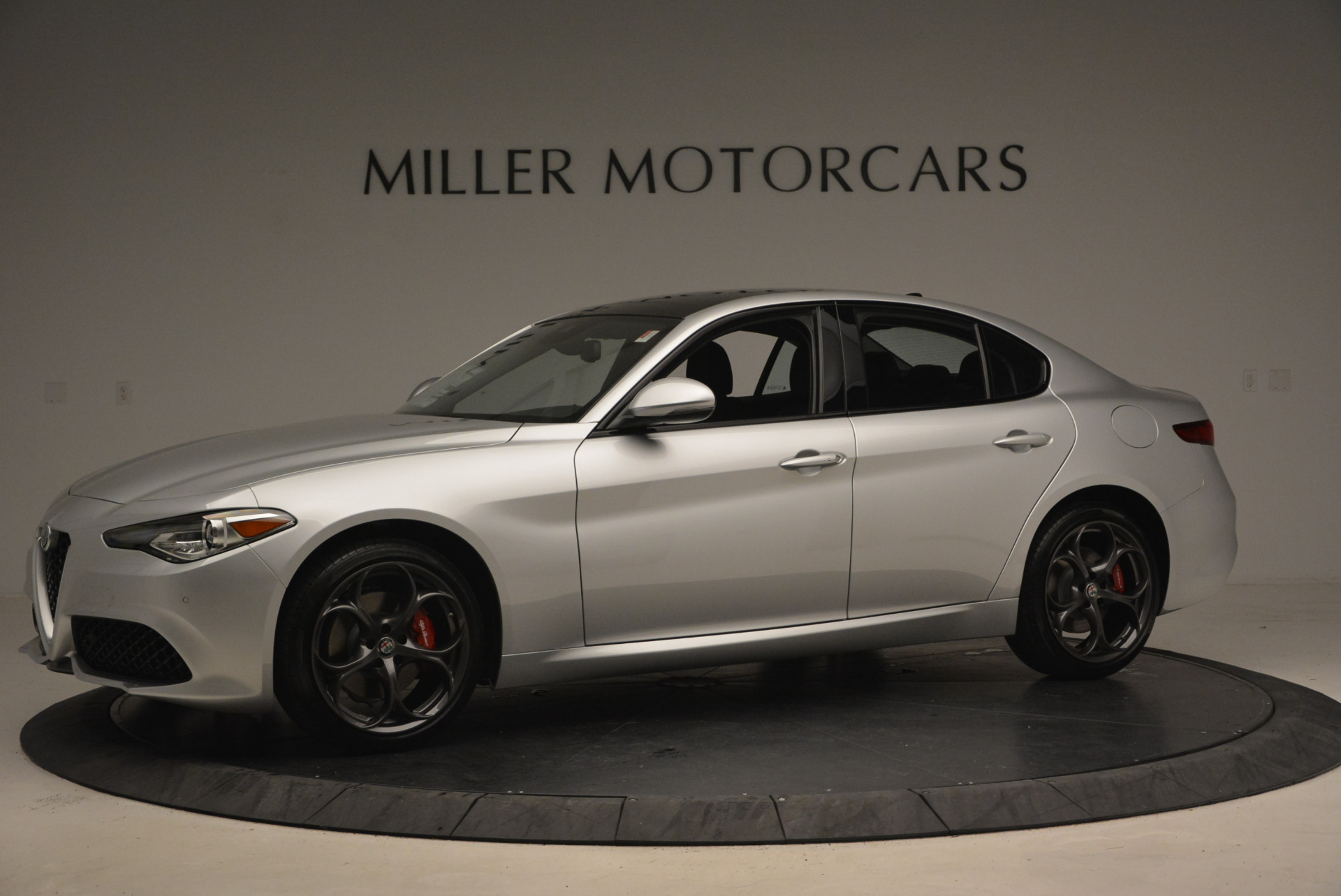 New 2017 Alfa Romeo Giulia Ti Q4 For Sale In Greenwich, CT. Alfa Romeo of Greenwich, L207 1467_p2