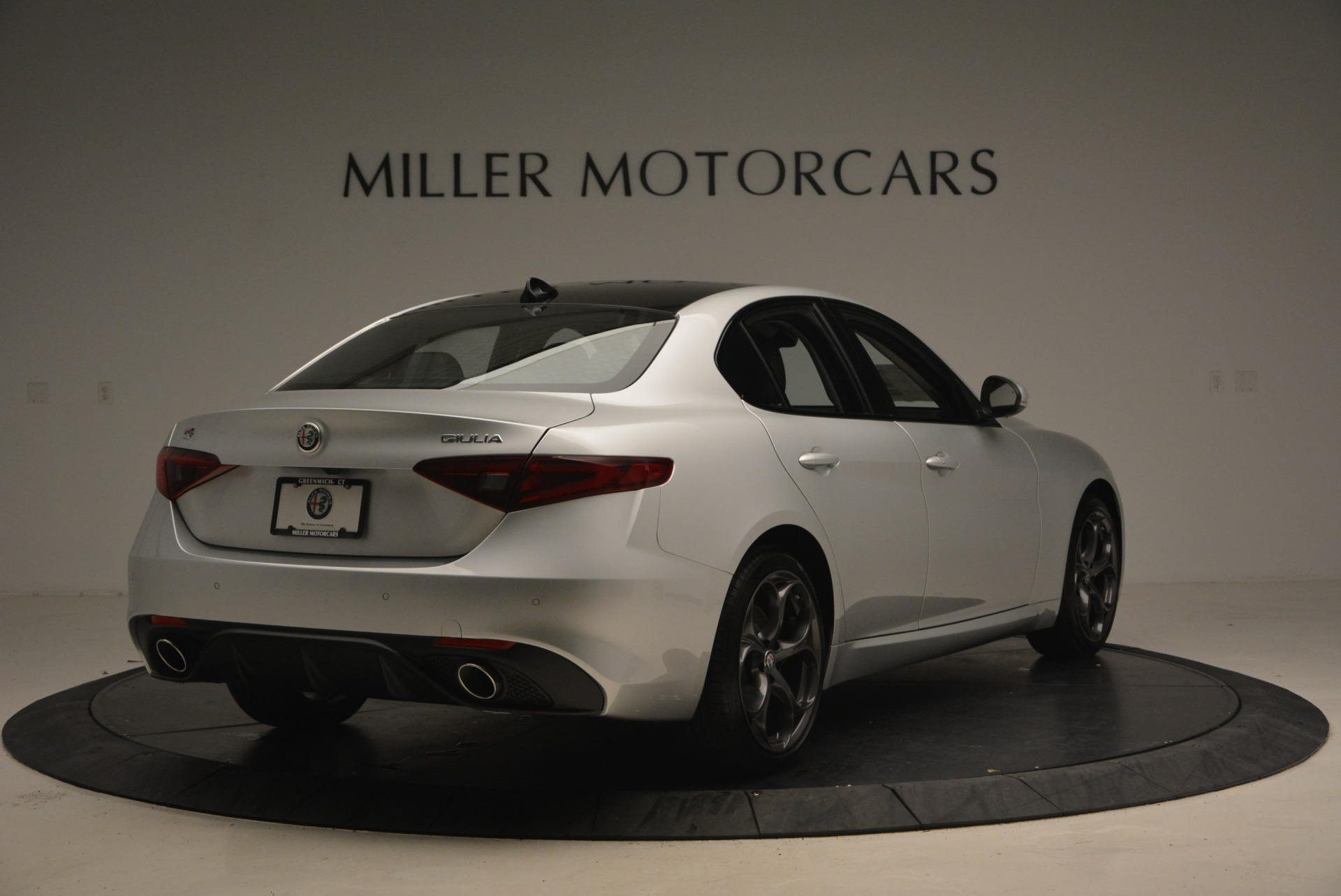 New 2017 Alfa Romeo Giulia Ti Q4 For Sale In Greenwich, CT. Alfa Romeo of Greenwich, L207 1467_p7
