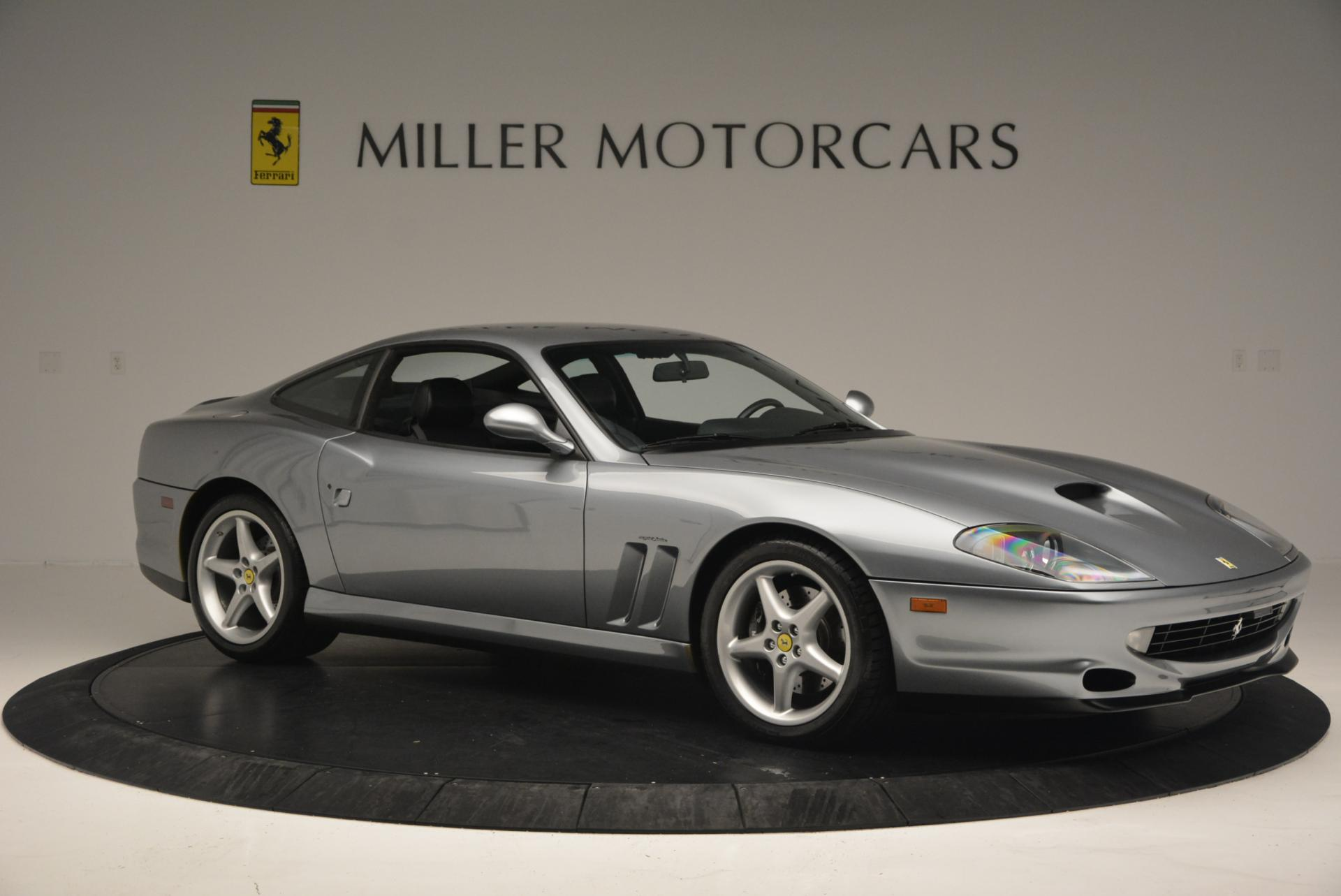 Used 1997 Ferrari 550 Maranello  For Sale In Greenwich, CT. Alfa Romeo of Greenwich, 4474A 147_p10