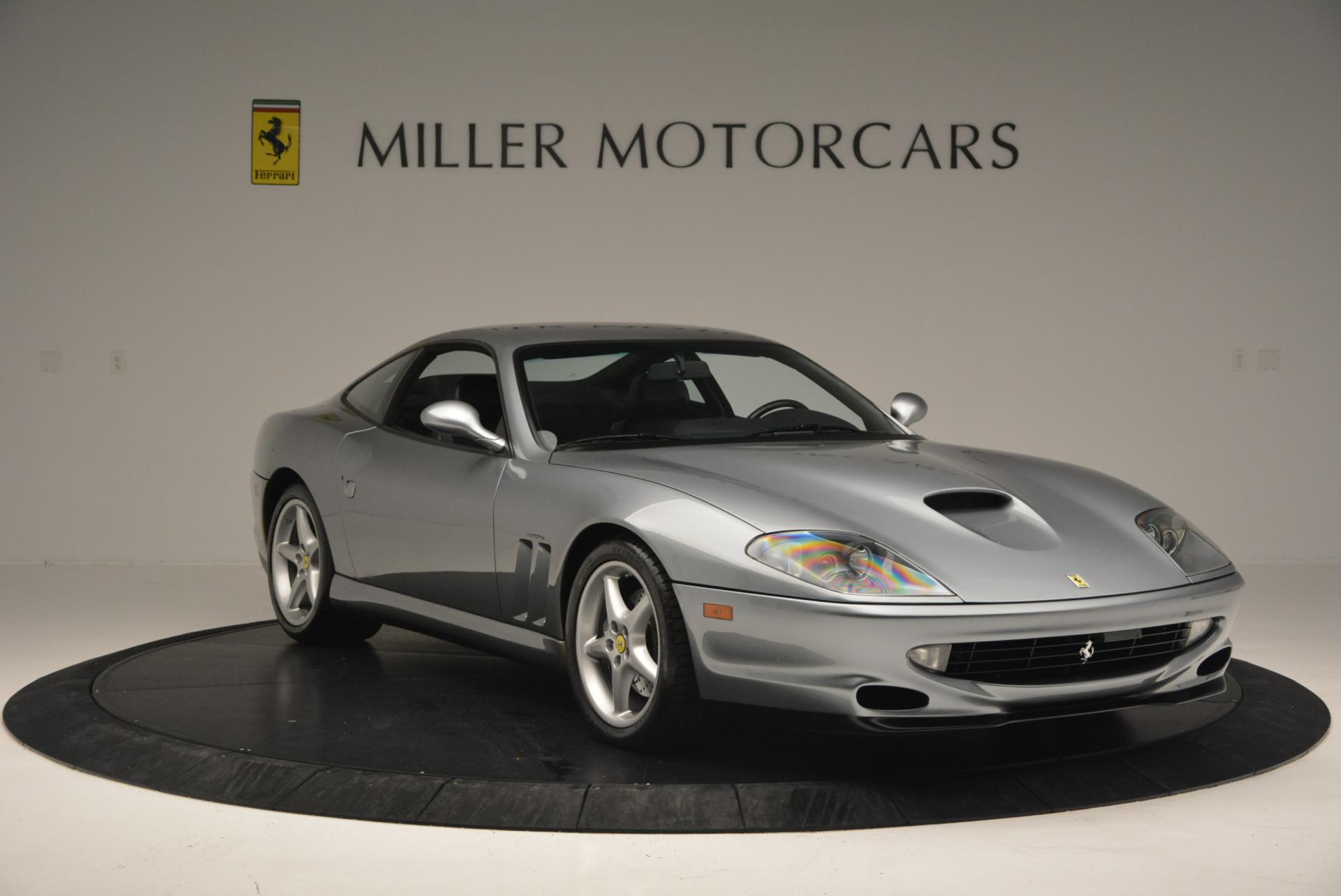 Used 1997 Ferrari 550 Maranello  For Sale In Greenwich, CT. Alfa Romeo of Greenwich, 4474A 147_p11