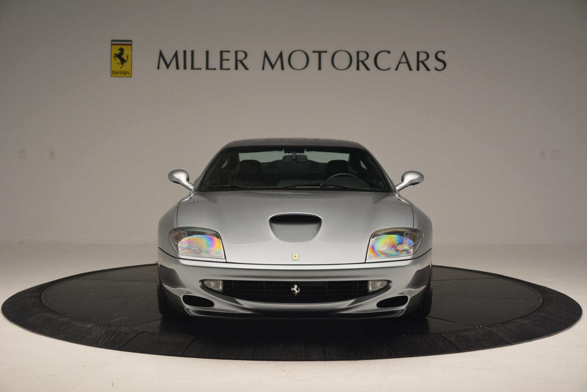 Used 1997 Ferrari 550 Maranello  For Sale In Greenwich, CT. Alfa Romeo of Greenwich, 4474A 147_p12
