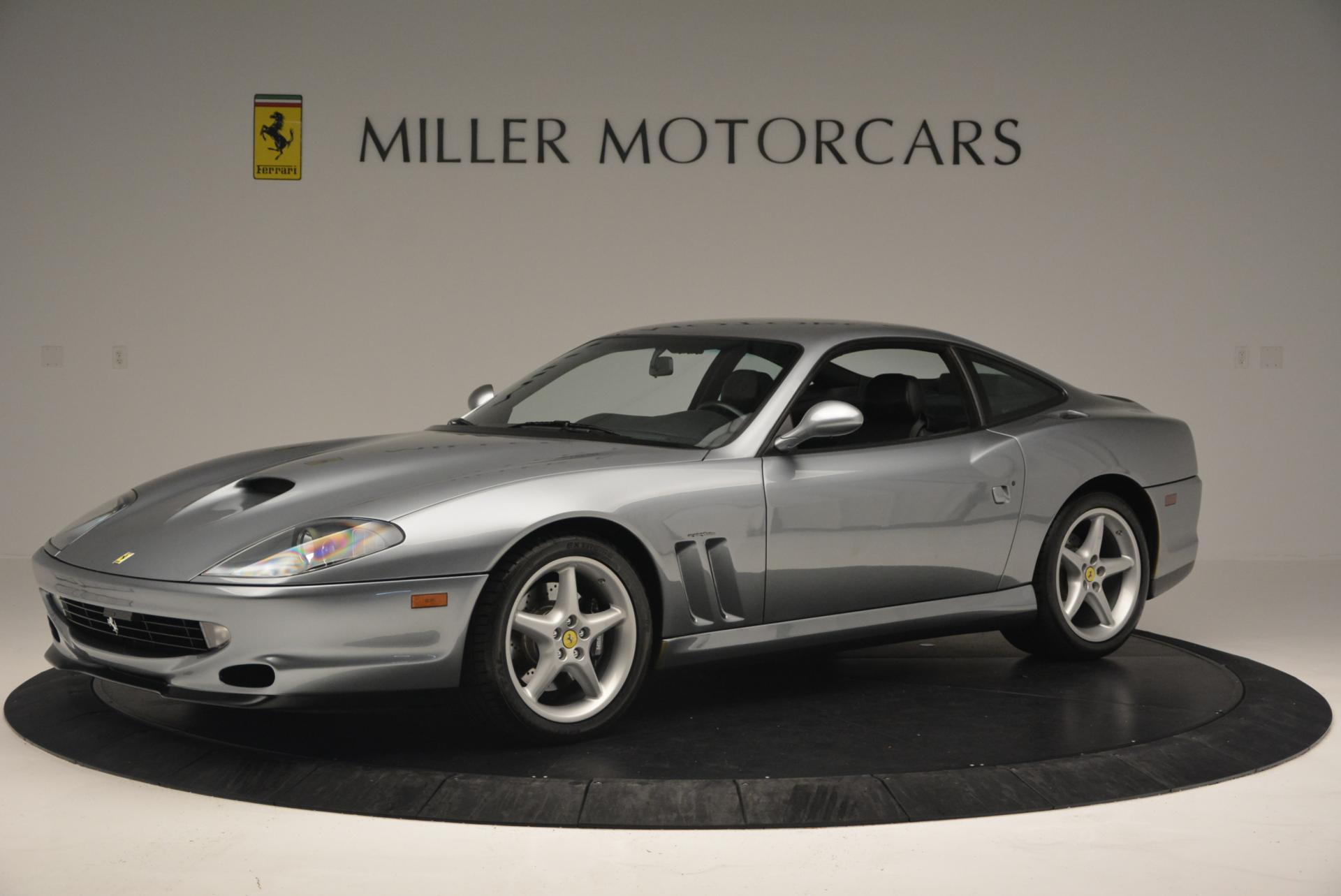 Used 1997 Ferrari 550 Maranello  For Sale In Greenwich, CT. Alfa Romeo of Greenwich, 4474A 147_p2