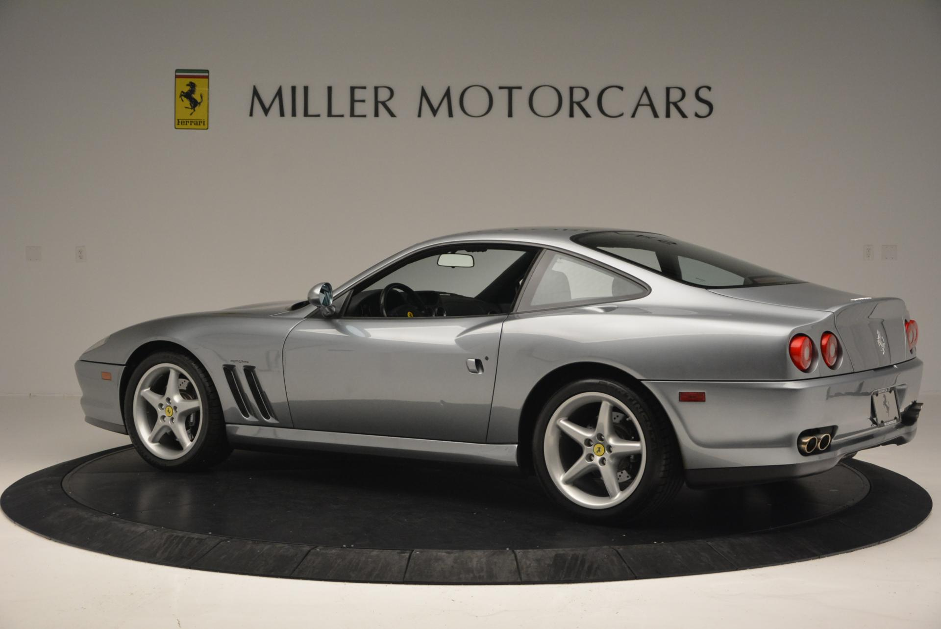 Used 1997 Ferrari 550 Maranello  For Sale In Greenwich, CT. Alfa Romeo of Greenwich, 4474A 147_p4
