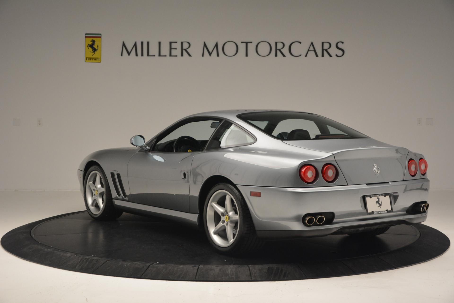 Used 1997 Ferrari 550 Maranello  For Sale In Greenwich, CT. Alfa Romeo of Greenwich, 4474A 147_p5