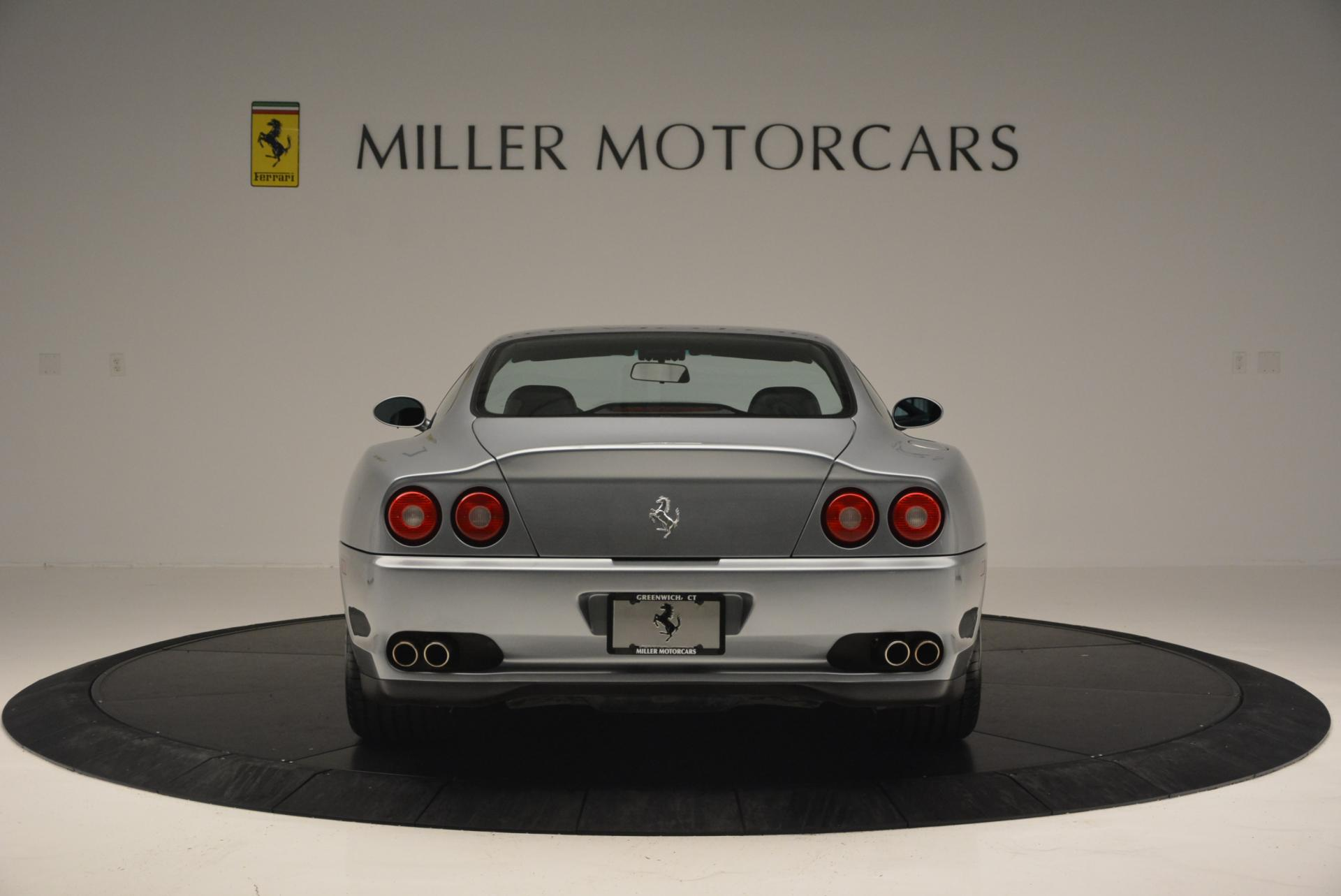 Used 1997 Ferrari 550 Maranello  For Sale In Greenwich, CT. Alfa Romeo of Greenwich, 4474A 147_p6