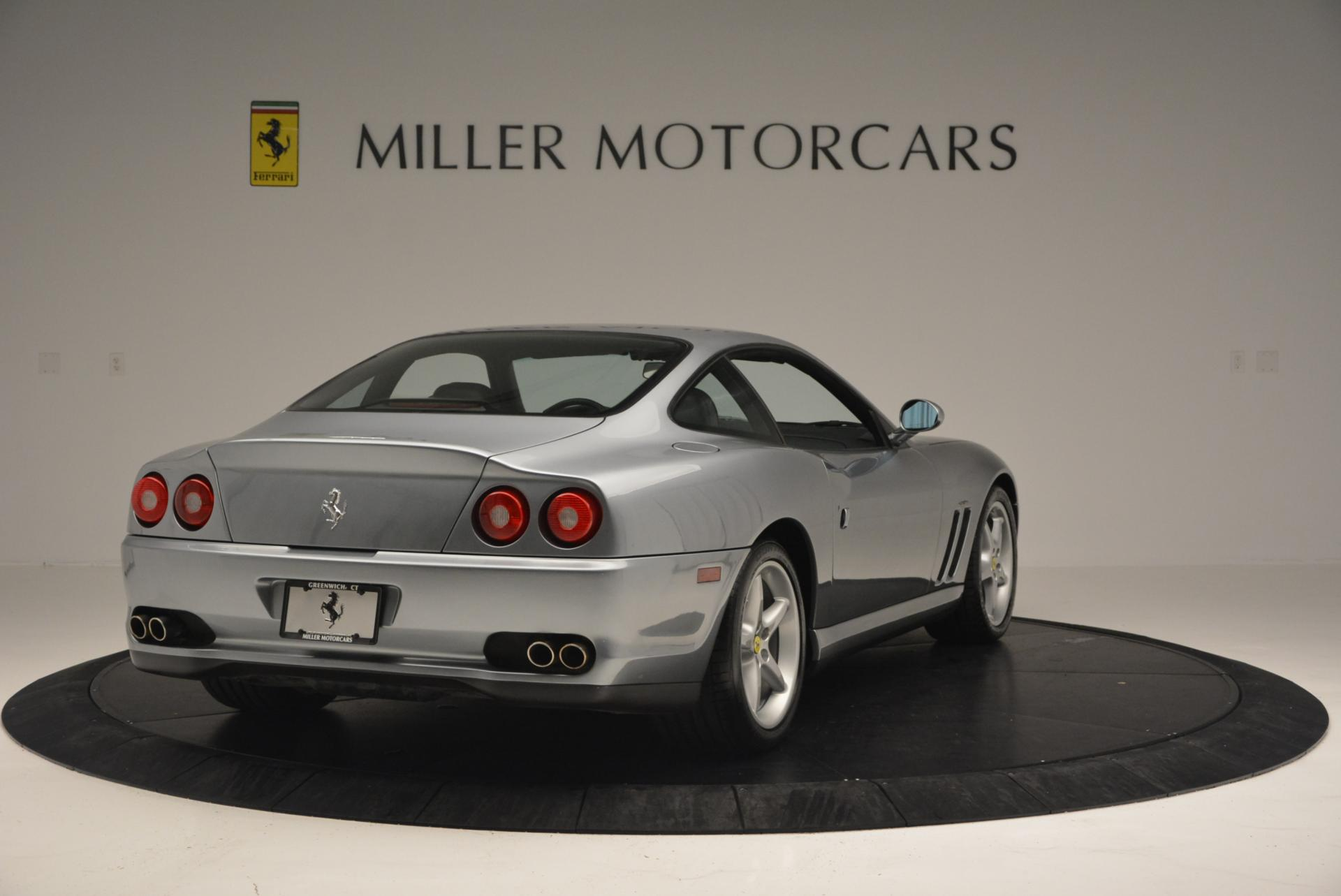 Used 1997 Ferrari 550 Maranello  For Sale In Greenwich, CT. Alfa Romeo of Greenwich, 4474A 147_p7