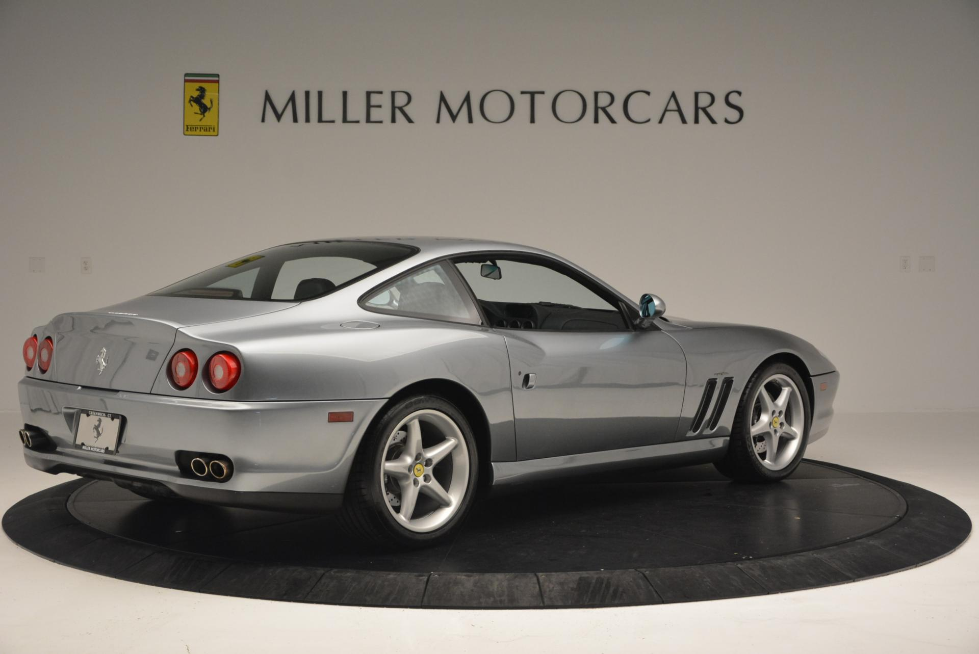 Used 1997 Ferrari 550 Maranello  For Sale In Greenwich, CT. Alfa Romeo of Greenwich, 4474A 147_p8