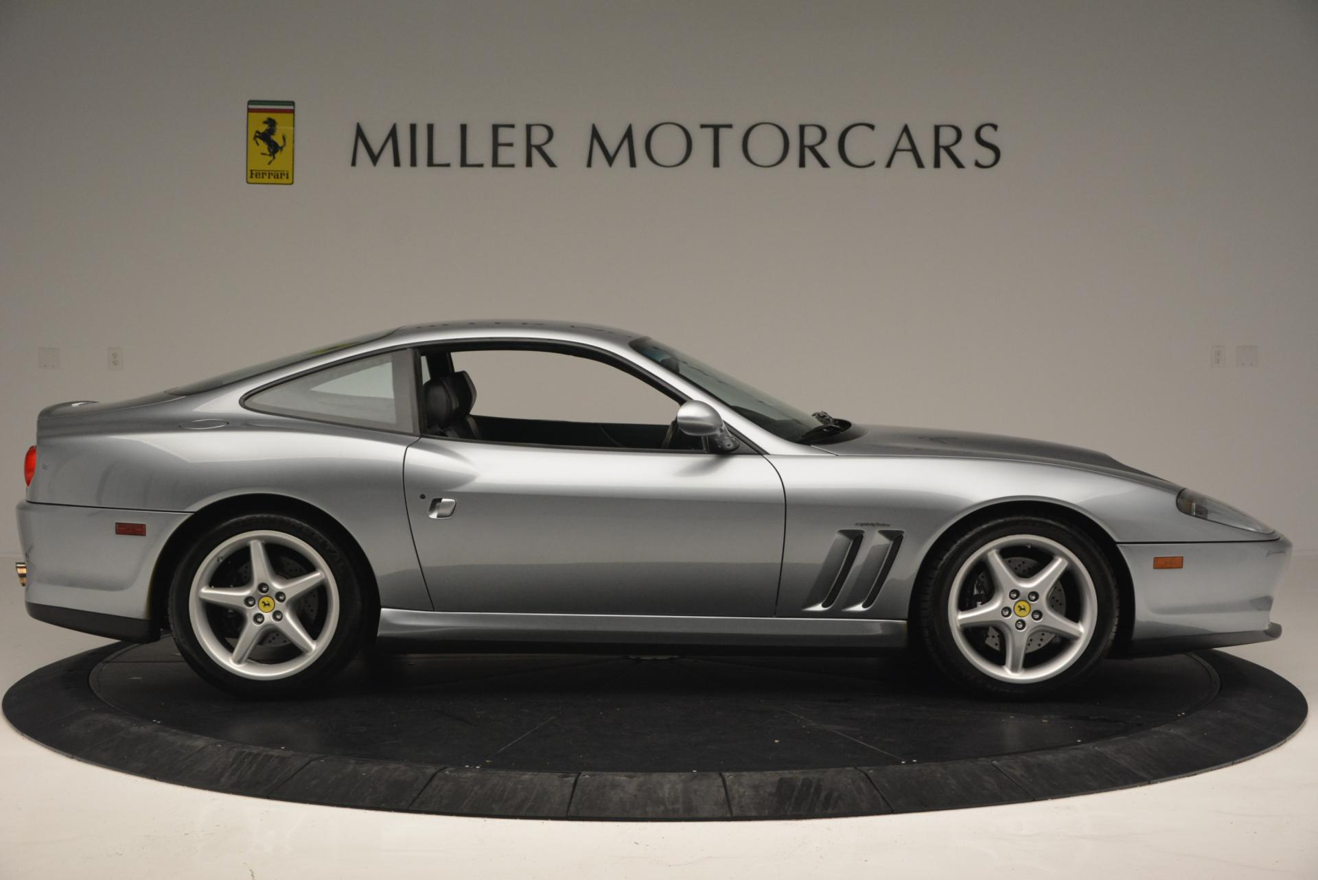 Used 1997 Ferrari 550 Maranello  For Sale In Greenwich, CT. Alfa Romeo of Greenwich, 4474A 147_p9