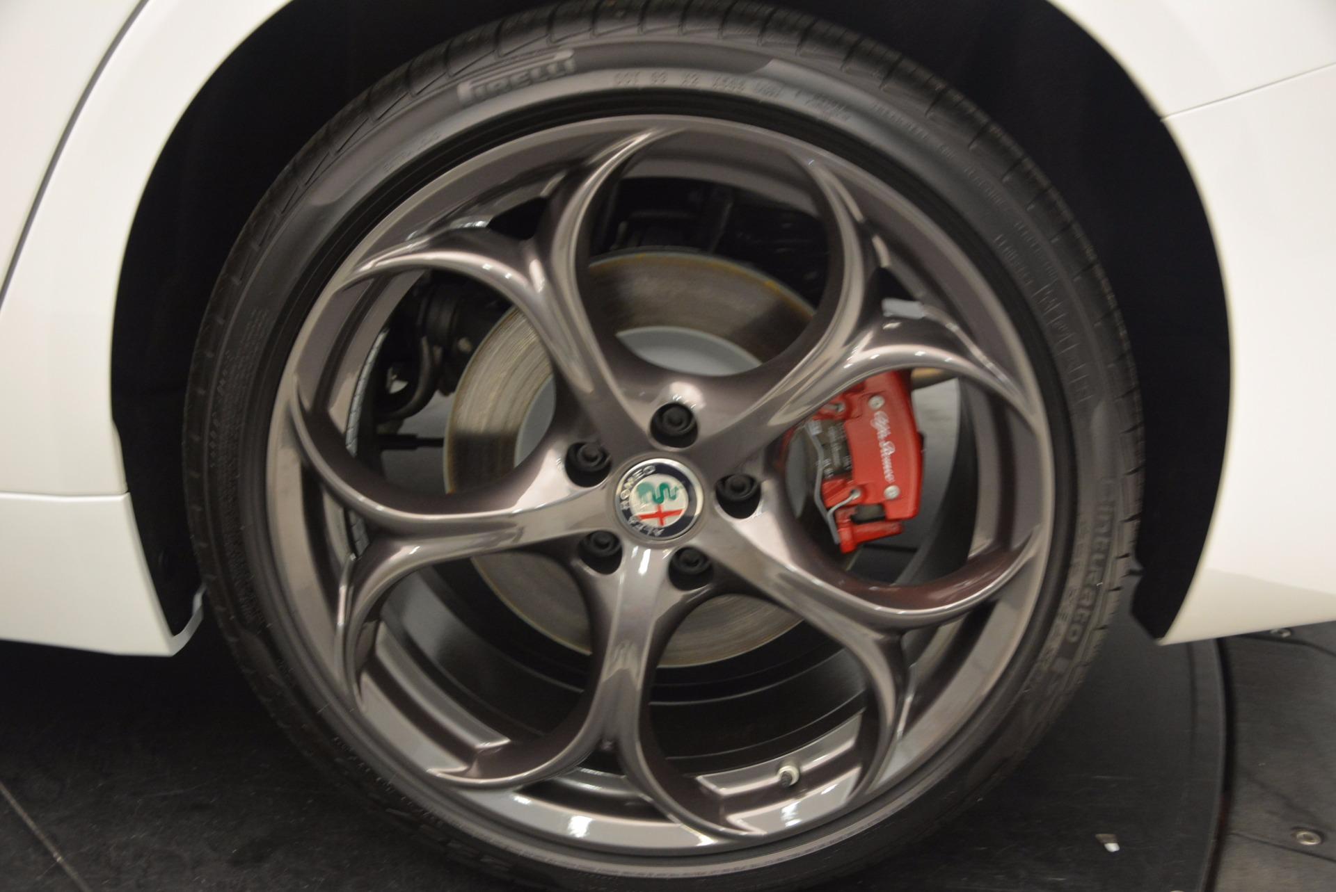 New 2017 Alfa Romeo Giulia Ti Q4 For Sale In Greenwich, CT. Alfa Romeo of Greenwich, L208 1470_p25
