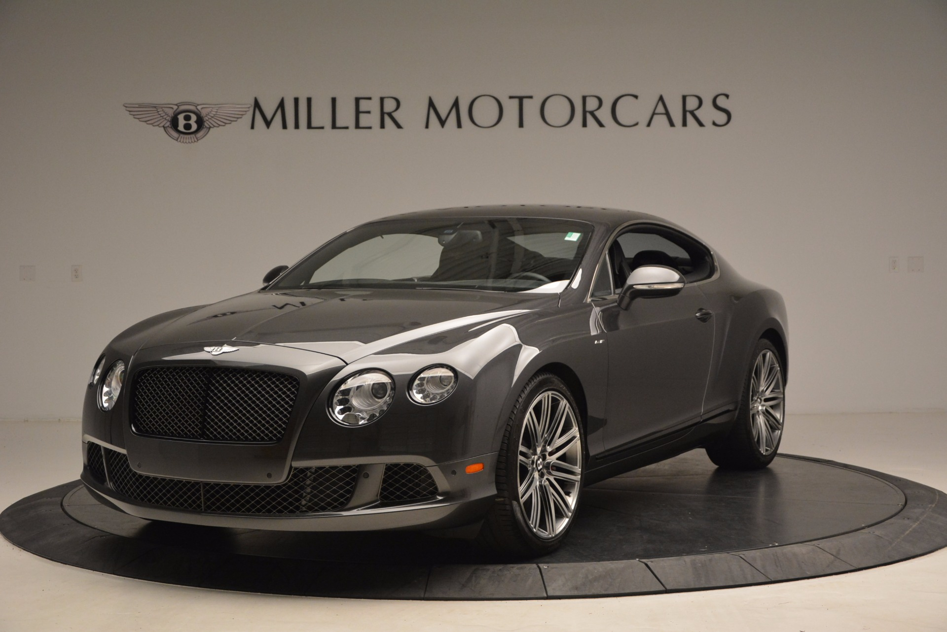 Used 2014 Bentley Continental GT Speed For Sale In Greenwich, CT. Alfa Romeo of Greenwich, B1346A 1473_main