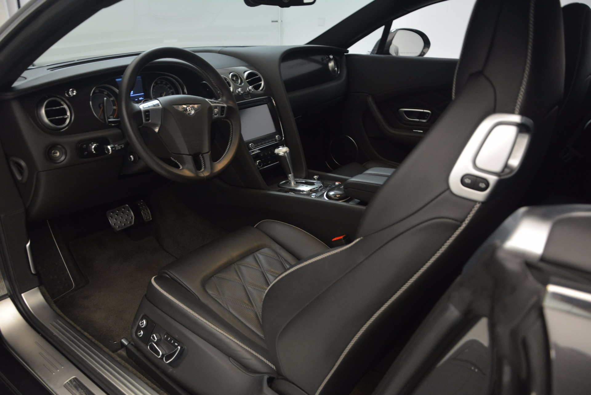 Used 2014 Bentley Continental GT Speed For Sale In Greenwich, CT. Alfa Romeo of Greenwich, B1346A 1473_p19