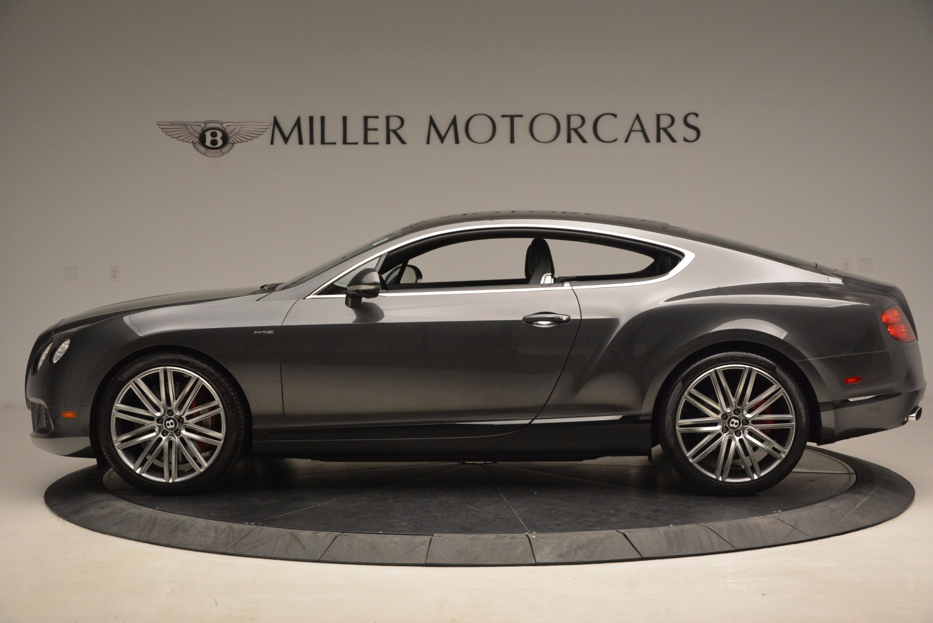Used 2014 Bentley Continental GT Speed For Sale In Greenwich, CT. Alfa Romeo of Greenwich, B1346A 1473_p3