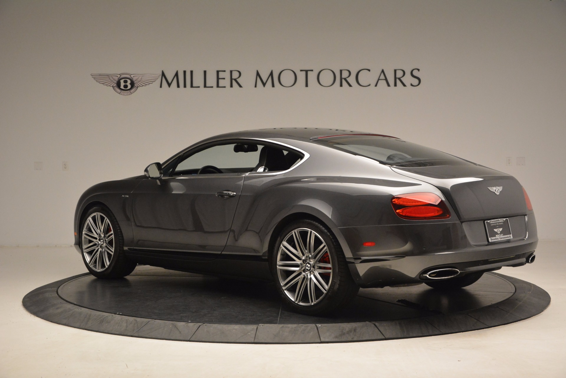 Used 2014 Bentley Continental GT Speed For Sale In Greenwich, CT. Alfa Romeo of Greenwich, B1346A 1473_p4