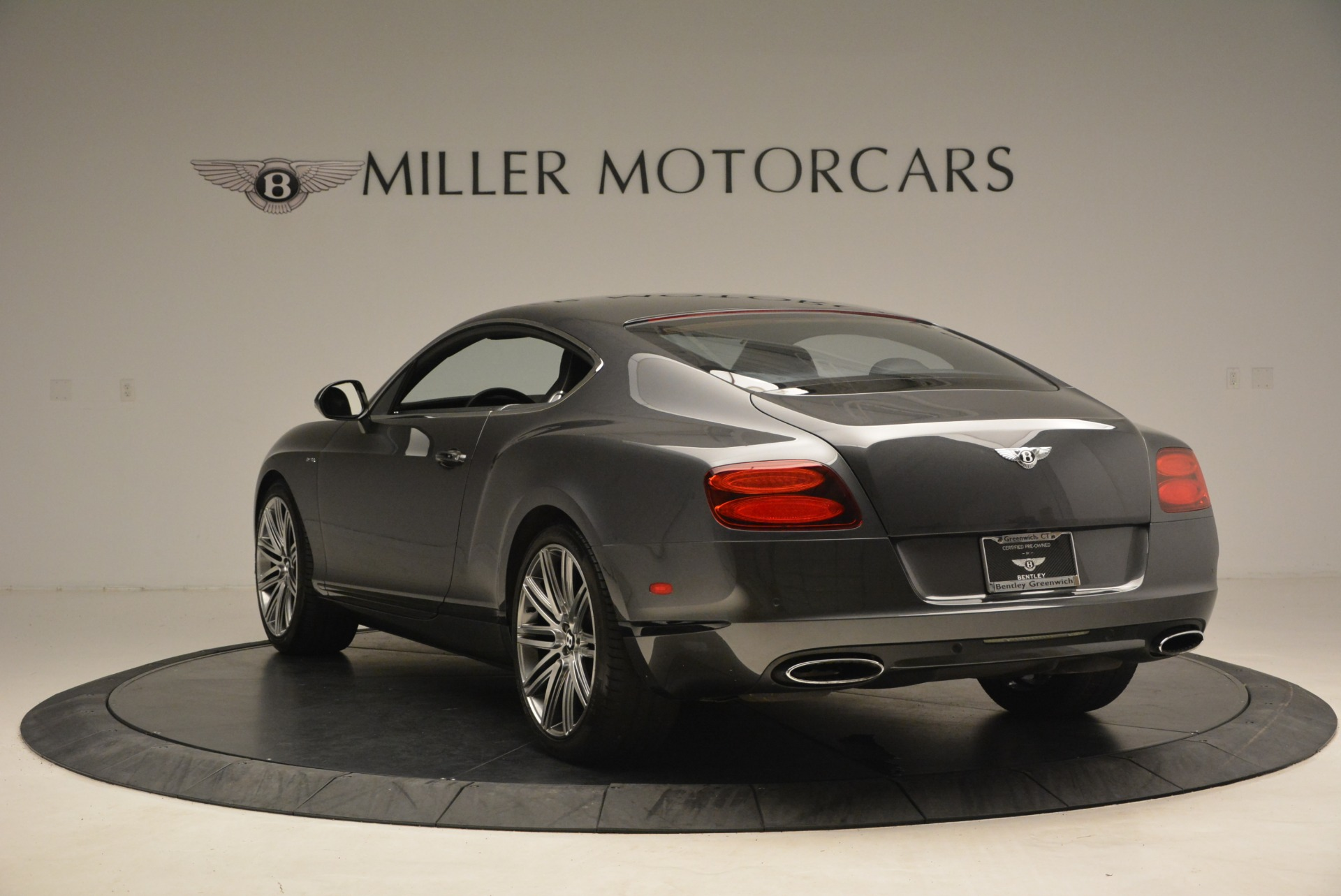 Used 2014 Bentley Continental GT Speed For Sale In Greenwich, CT. Alfa Romeo of Greenwich, B1346A 1473_p5