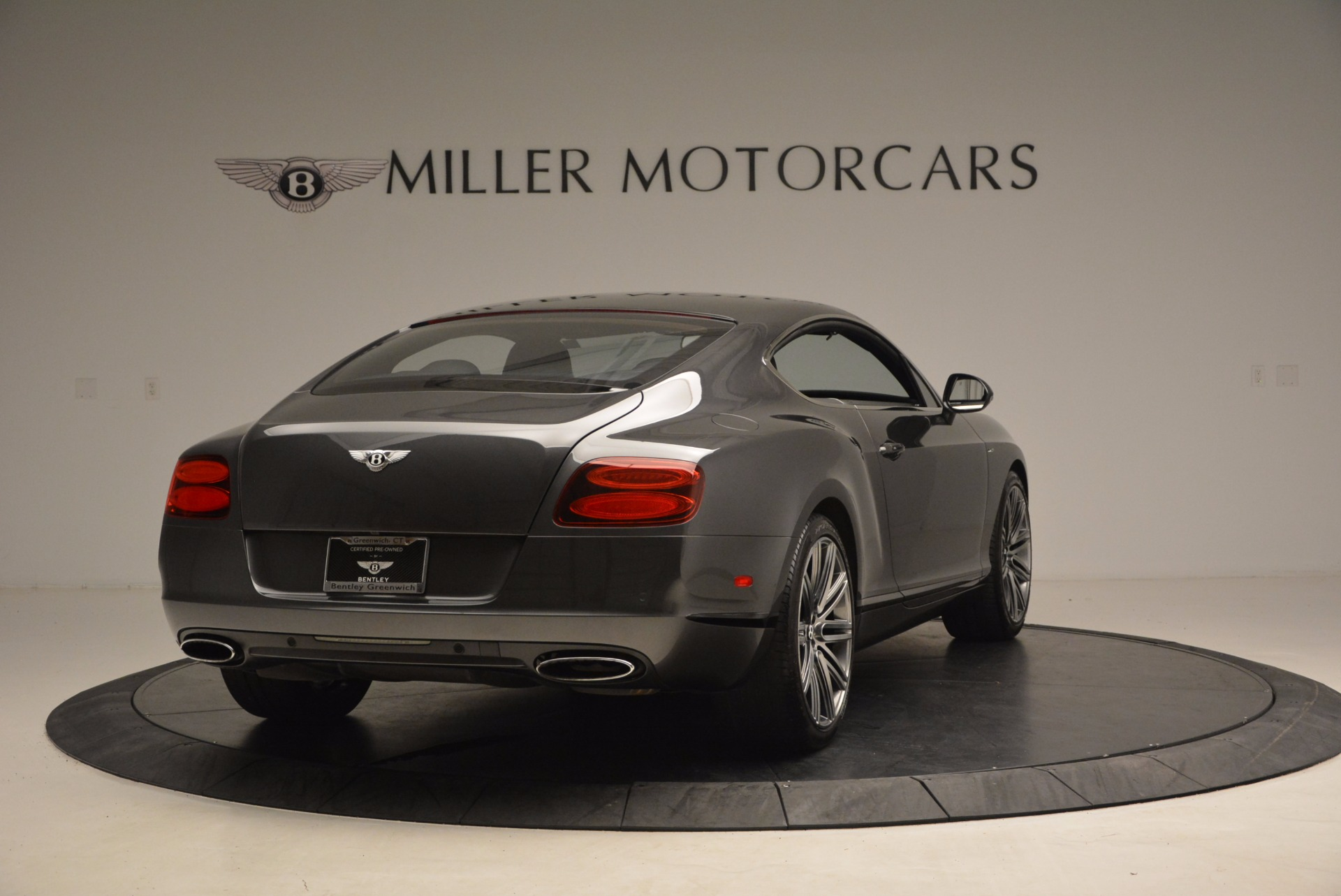 Used 2014 Bentley Continental GT Speed For Sale In Greenwich, CT. Alfa Romeo of Greenwich, B1346A 1473_p7