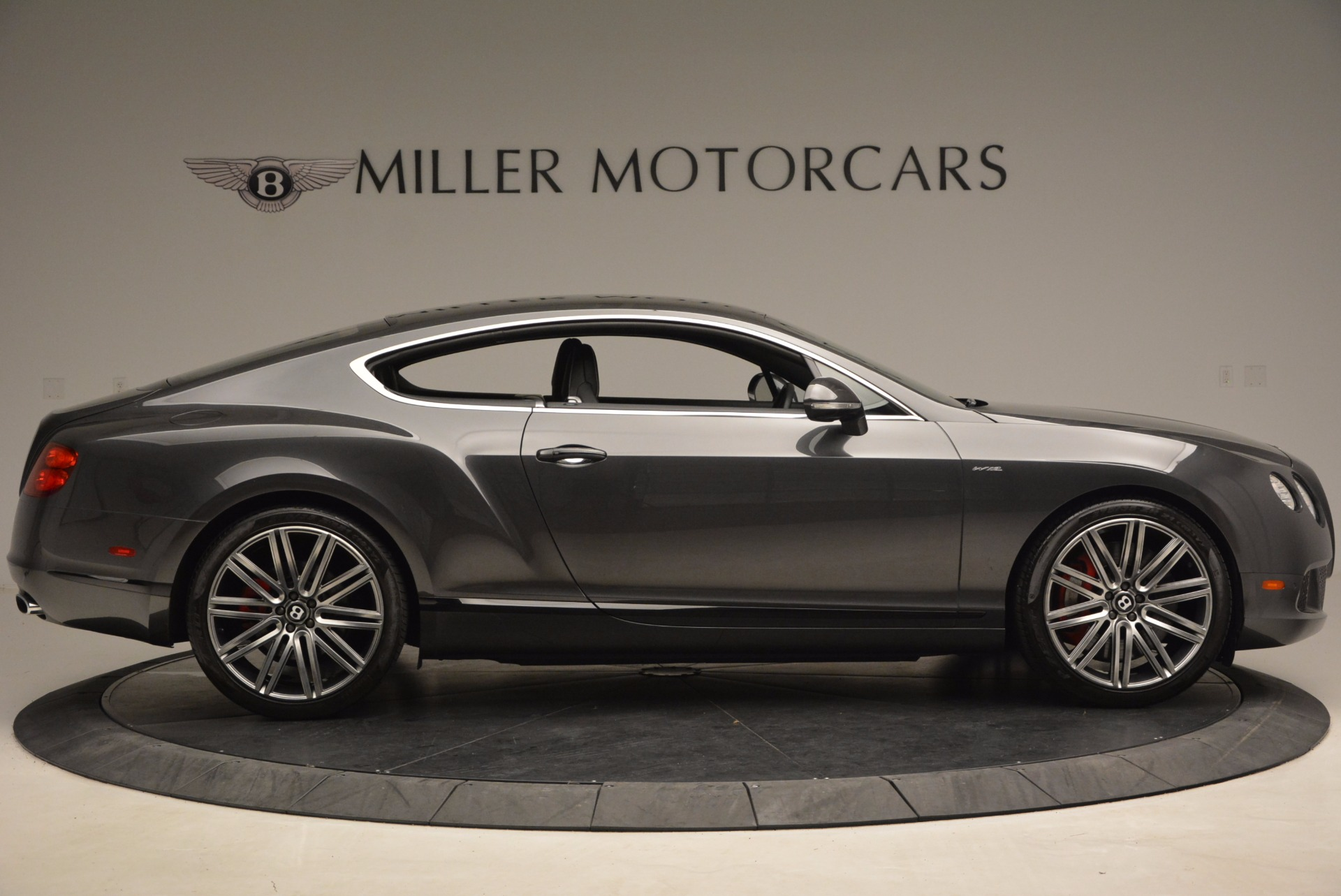 Used 2014 Bentley Continental GT Speed For Sale In Greenwich, CT. Alfa Romeo of Greenwich, B1346A 1473_p9