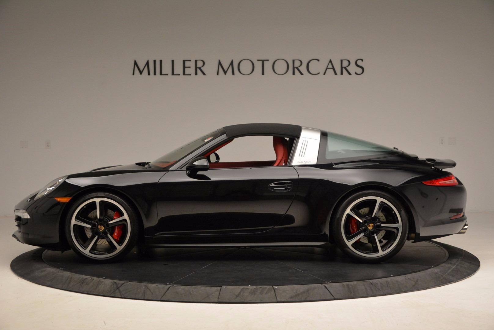 Used 2015 Porsche 911 Targa 4S For Sale In Greenwich, CT. Alfa Romeo of Greenwich, 7221A 1476_p14
