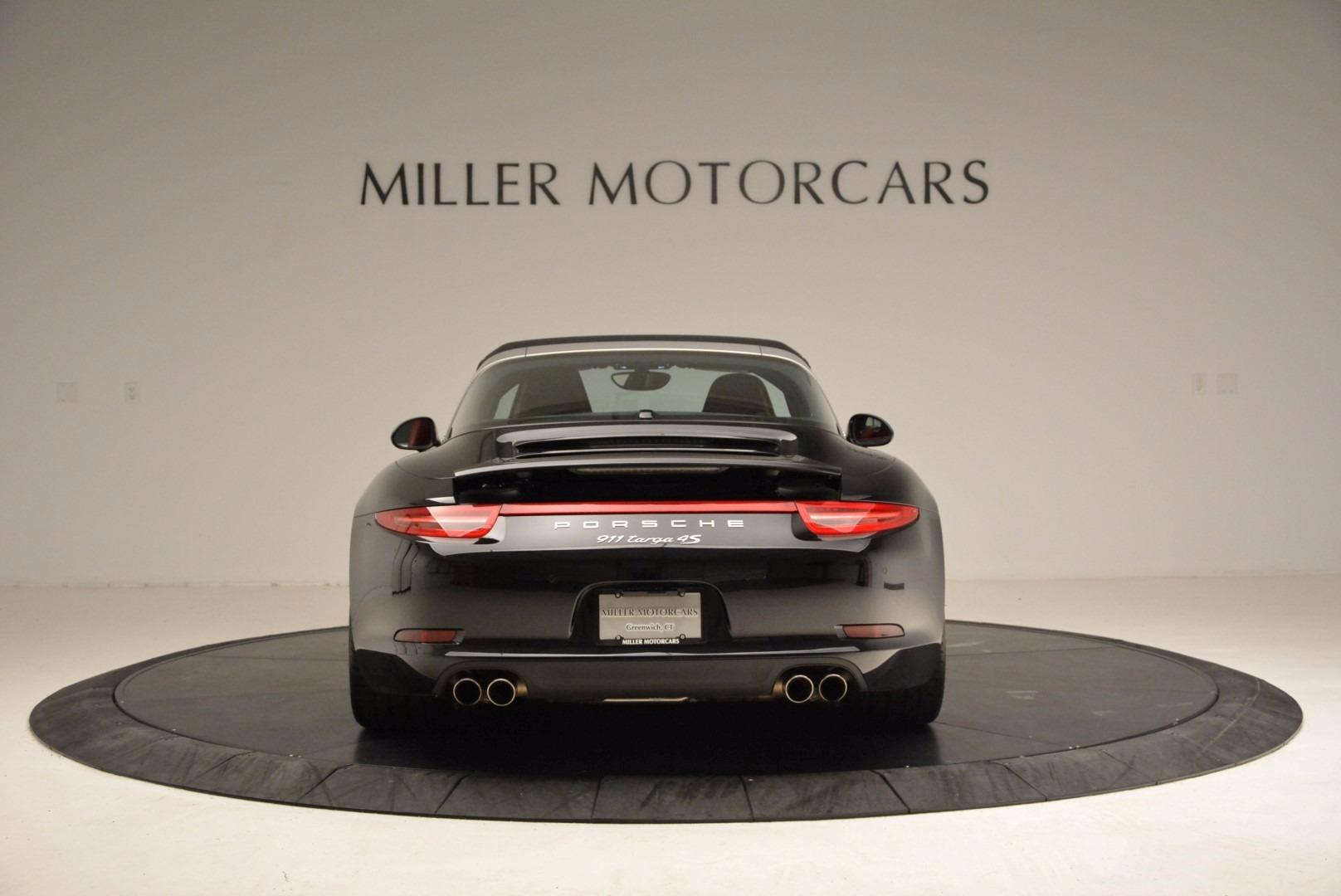 Used 2015 Porsche 911 Targa 4S For Sale In Greenwich, CT. Alfa Romeo of Greenwich, 7221A 1476_p16