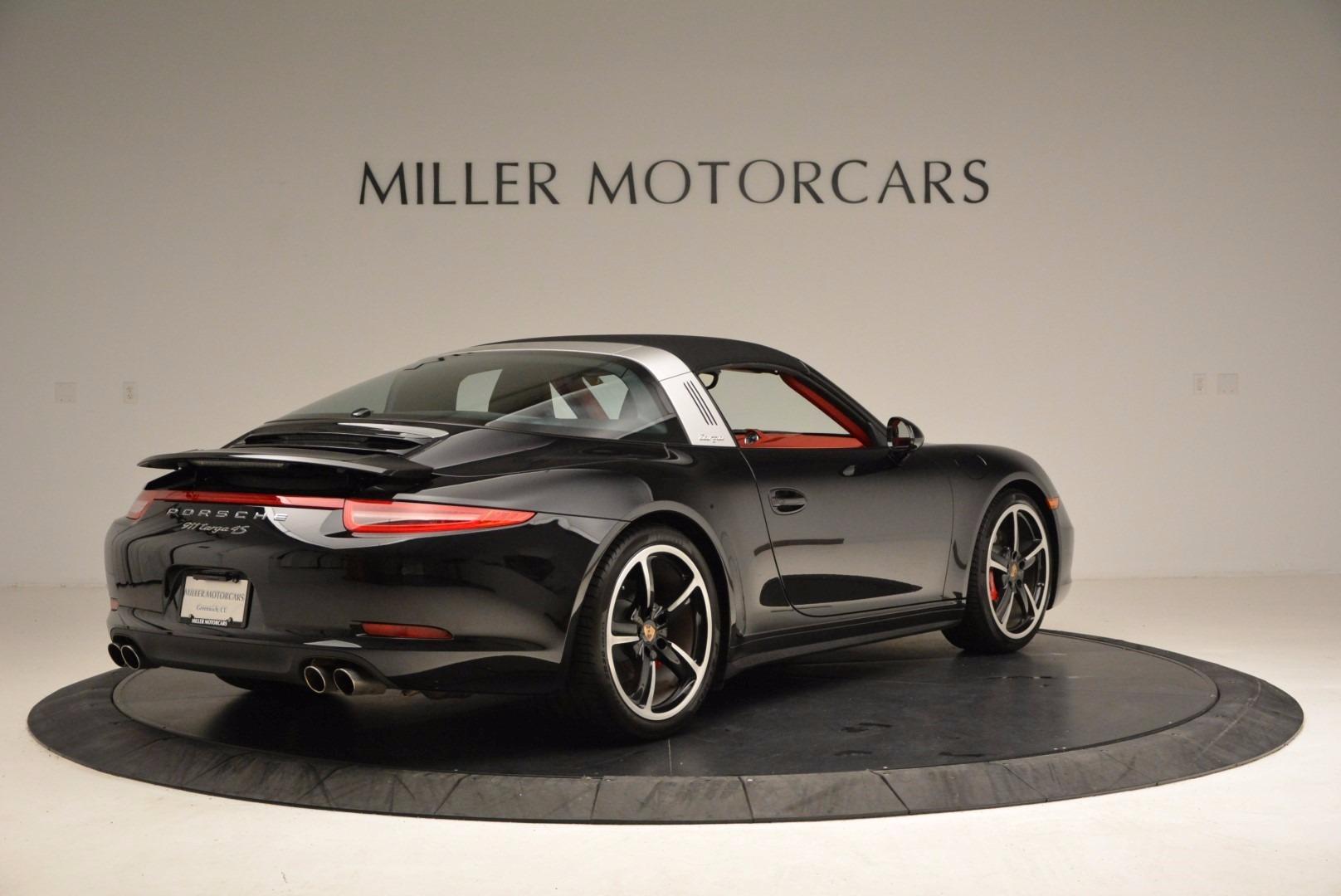 Used 2015 Porsche 911 Targa 4S For Sale In Greenwich, CT. Alfa Romeo of Greenwich, 7221A 1476_p17