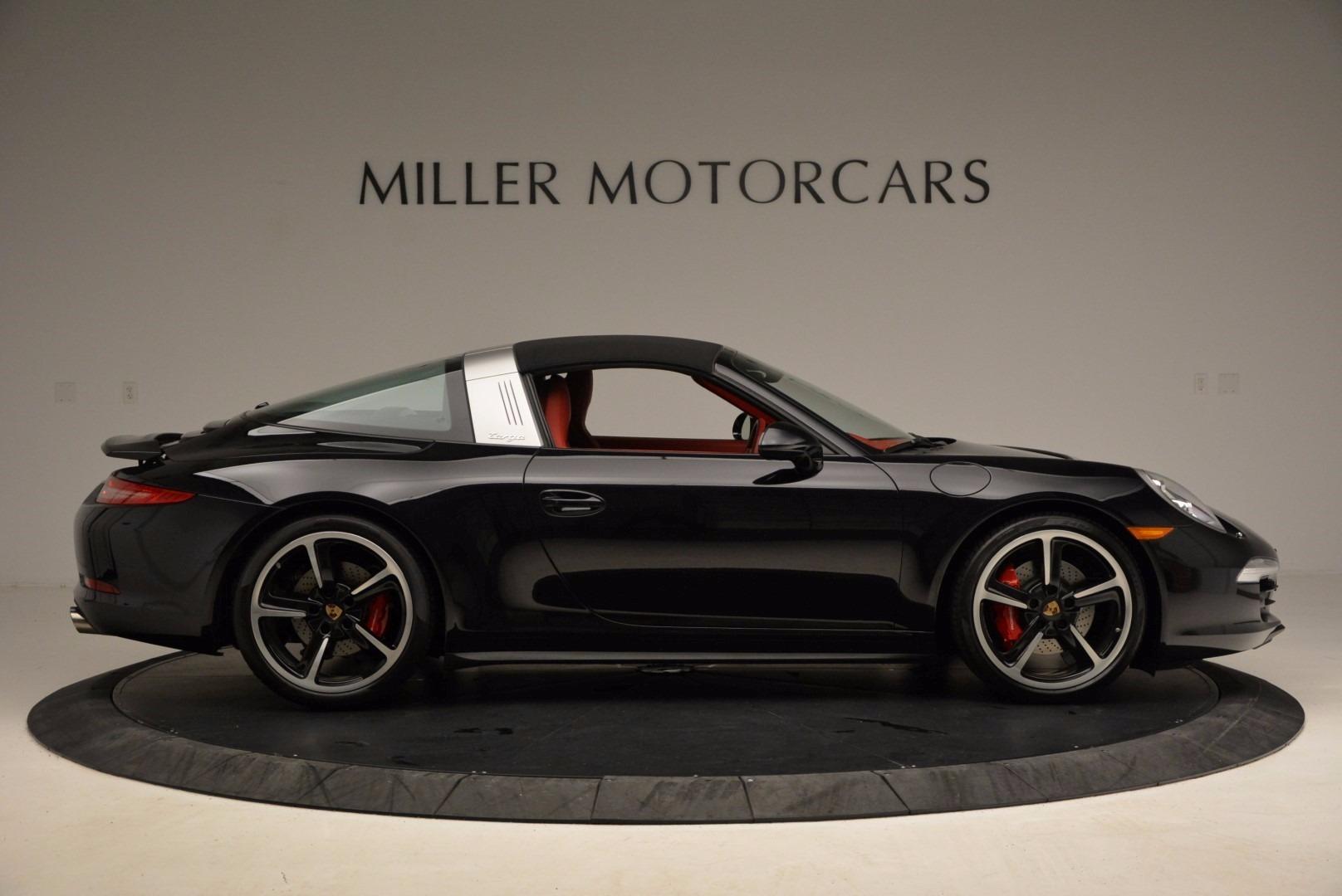 Used 2015 Porsche 911 Targa 4S For Sale In Greenwich, CT. Alfa Romeo of Greenwich, 7221A 1476_p18