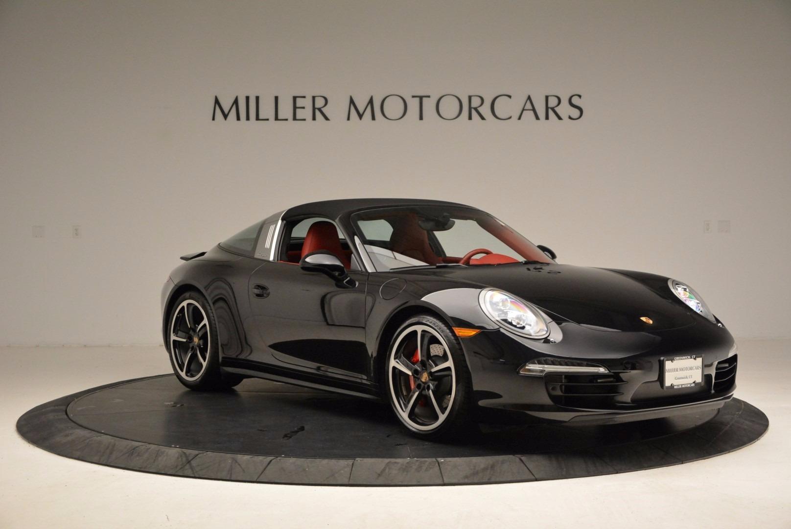 Used 2015 Porsche 911 Targa 4S For Sale In Greenwich, CT. Alfa Romeo of Greenwich, 7221A 1476_p19