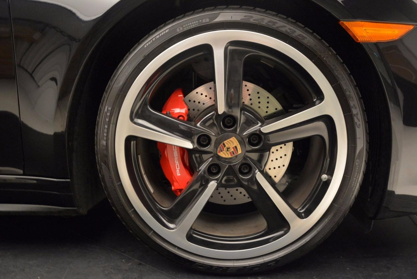 Used 2015 Porsche 911 Targa 4S For Sale In Greenwich, CT. Alfa Romeo of Greenwich, 7221A 1476_p29