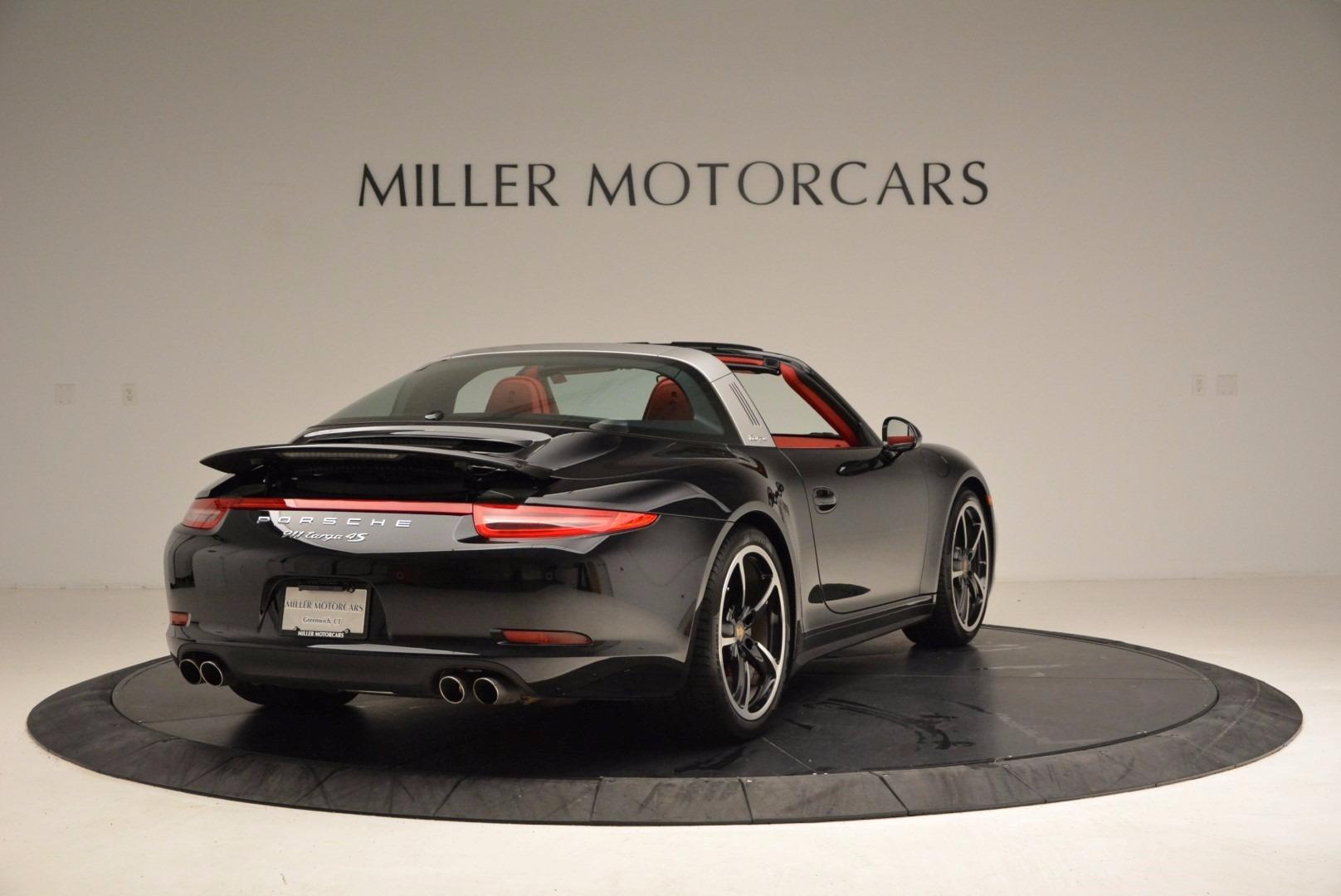 Used 2015 Porsche 911 Targa 4S For Sale In Greenwich, CT. Alfa Romeo of Greenwich, 7221A 1476_p7