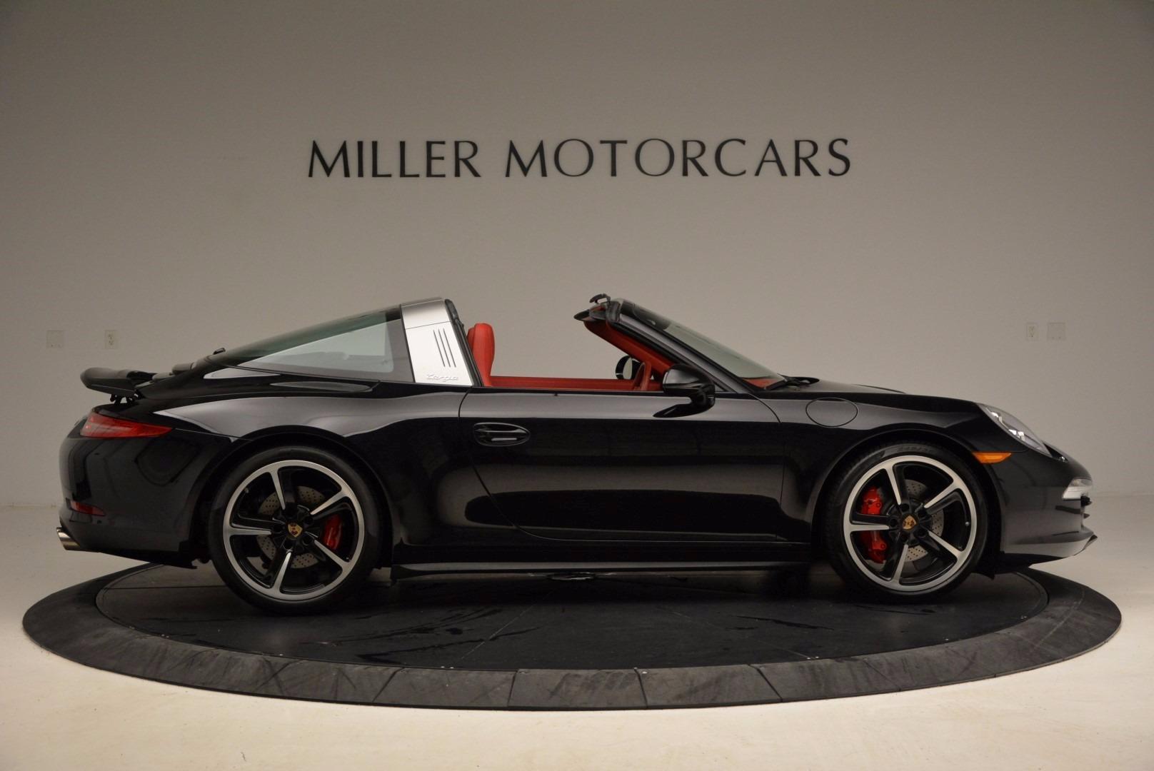 Used 2015 Porsche 911 Targa 4S For Sale In Greenwich, CT. Alfa Romeo of Greenwich, 7221A 1476_p9