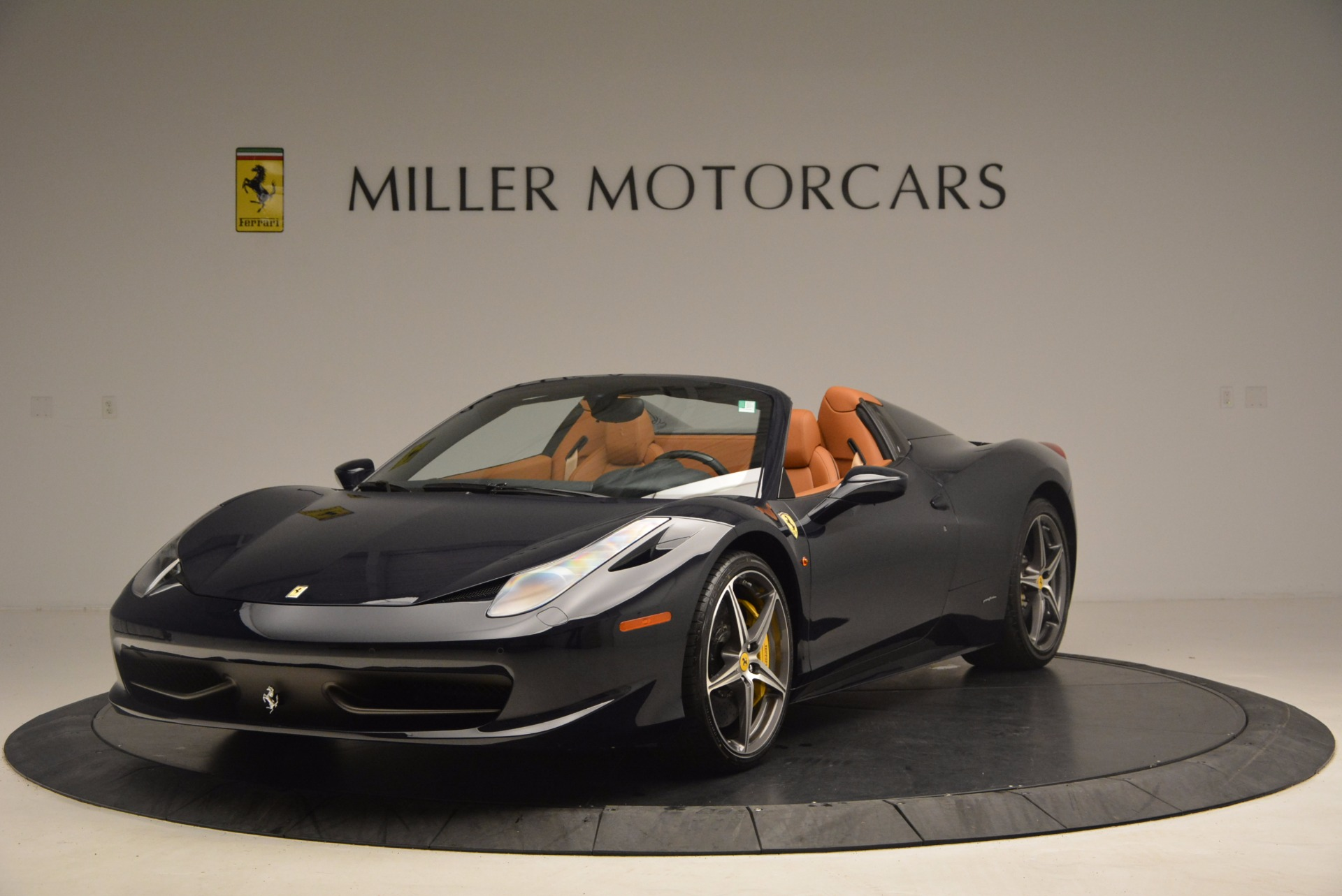 Used 2015 Ferrari 458 Spider  For Sale In Greenwich, CT. Alfa Romeo of Greenwich, F1820A 1477_main