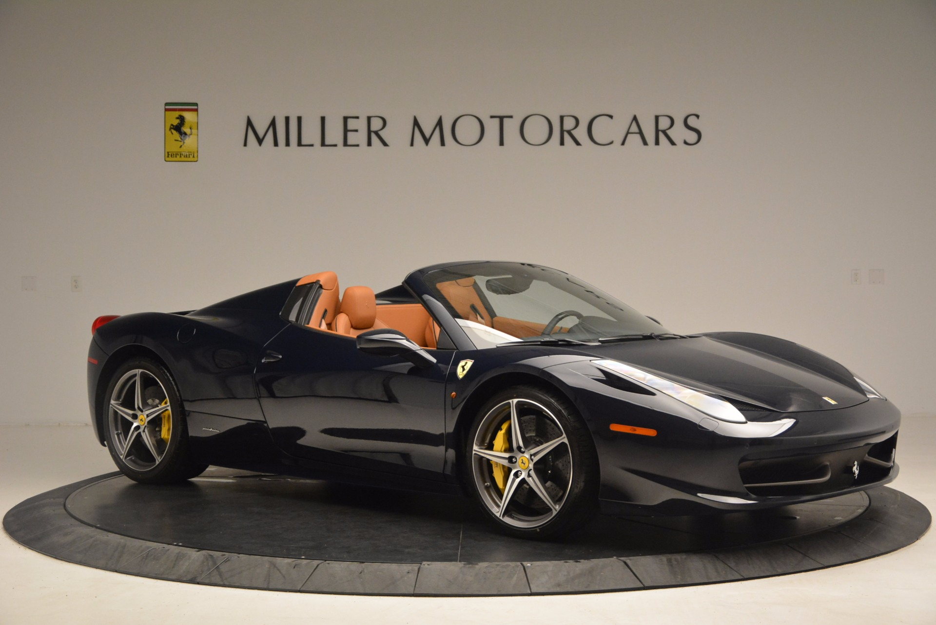 Used 2015 Ferrari 458 Spider  For Sale In Greenwich, CT. Alfa Romeo of Greenwich, F1820A 1477_p10