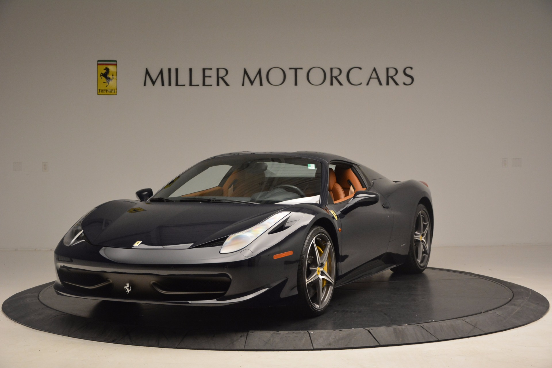 Used 2015 Ferrari 458 Spider  For Sale In Greenwich, CT. Alfa Romeo of Greenwich, F1820A 1477_p11