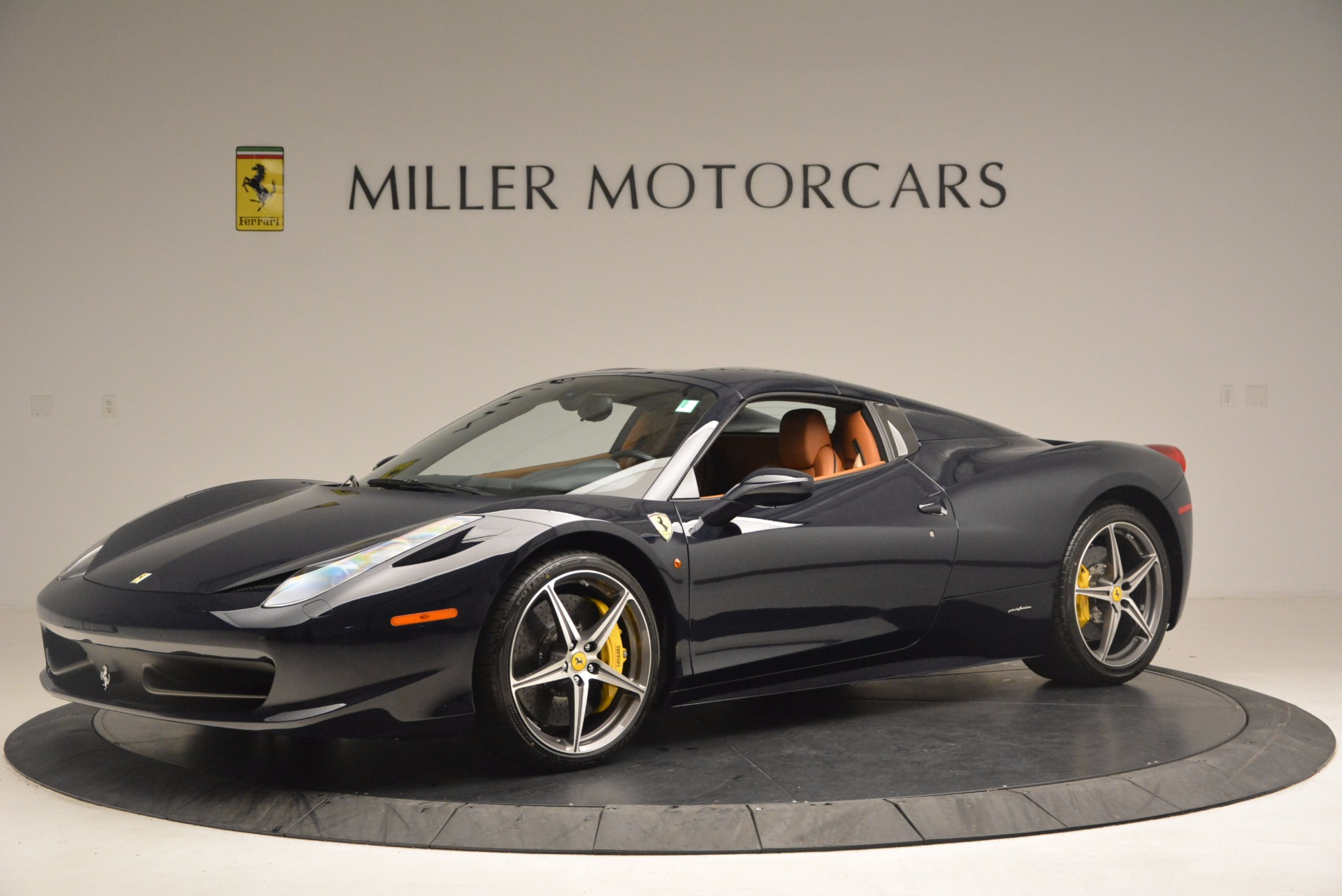 Used 2015 Ferrari 458 Spider  For Sale In Greenwich, CT. Alfa Romeo of Greenwich, F1820A 1477_p12