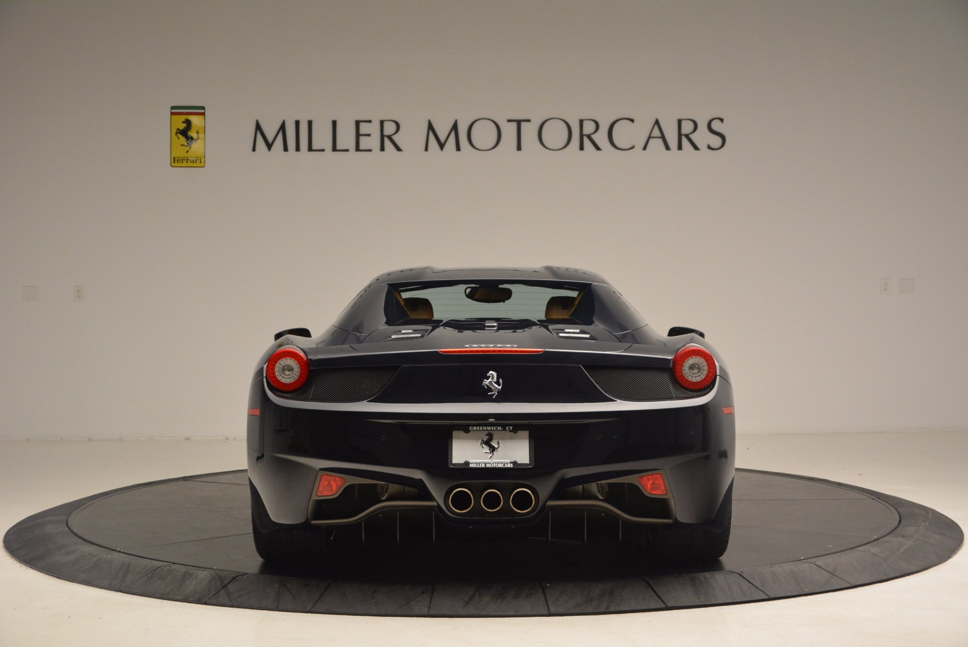 Used 2015 Ferrari 458 Spider  For Sale In Greenwich, CT. Alfa Romeo of Greenwich, F1820A 1477_p16