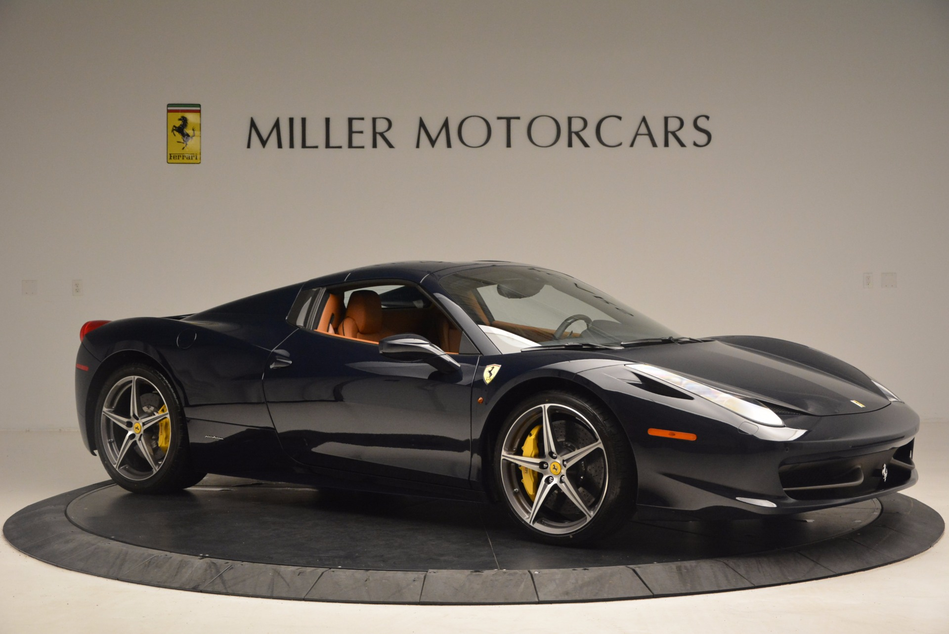 Used 2015 Ferrari 458 Spider  For Sale In Greenwich, CT. Alfa Romeo of Greenwich, F1820A 1477_p20