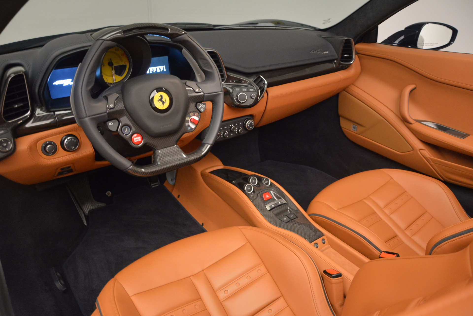 Used 2015 Ferrari 458 Spider  For Sale In Greenwich, CT. Alfa Romeo of Greenwich, F1820A 1477_p21