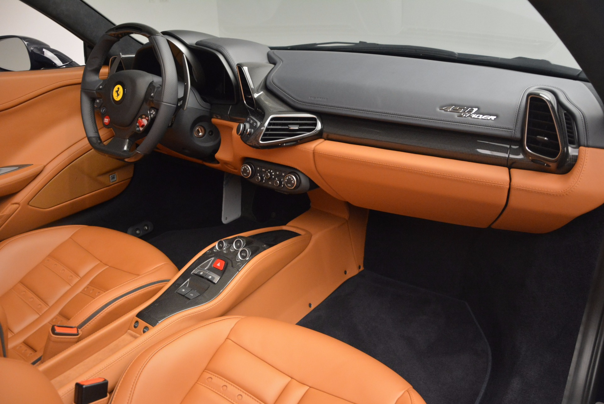 Used 2015 Ferrari 458 Spider  For Sale In Greenwich, CT. Alfa Romeo of Greenwich, F1820A 1477_p25