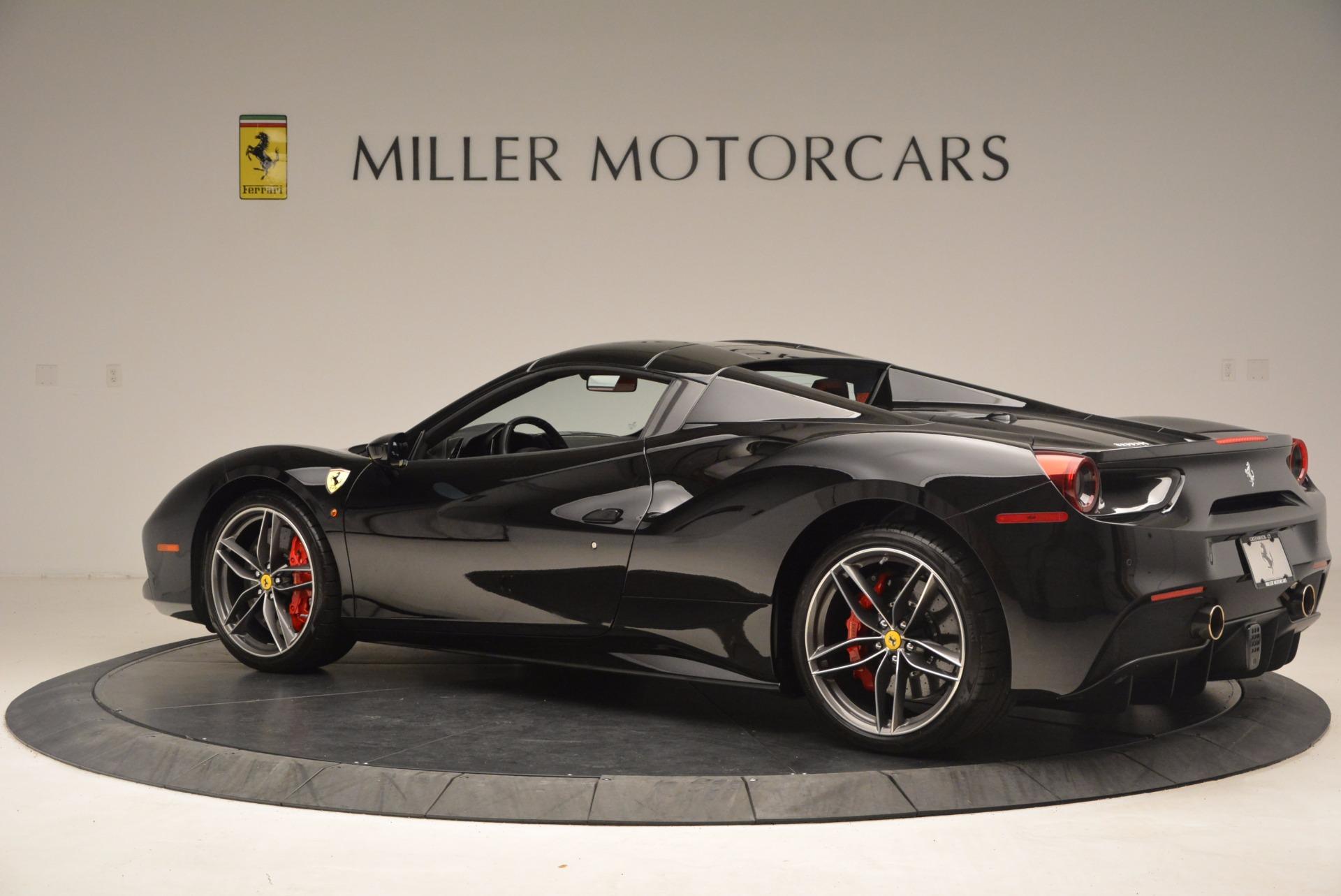 Used 2017 Ferrari 488 Spider  For Sale In Greenwich, CT. Alfa Romeo of Greenwich, 4411 1479_p16